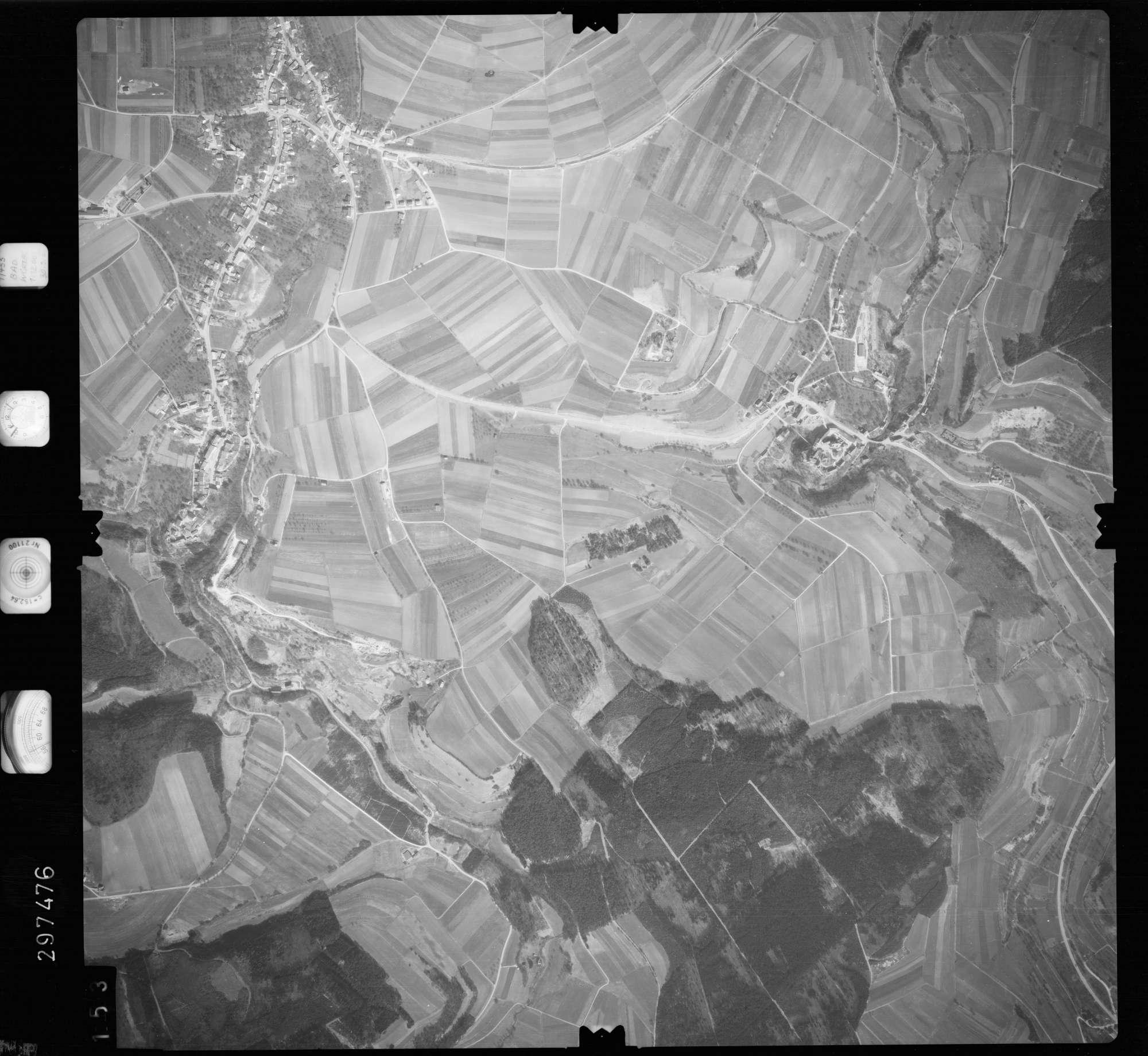 Luftbild: Film 66 Bildnr. 153, Bild 1