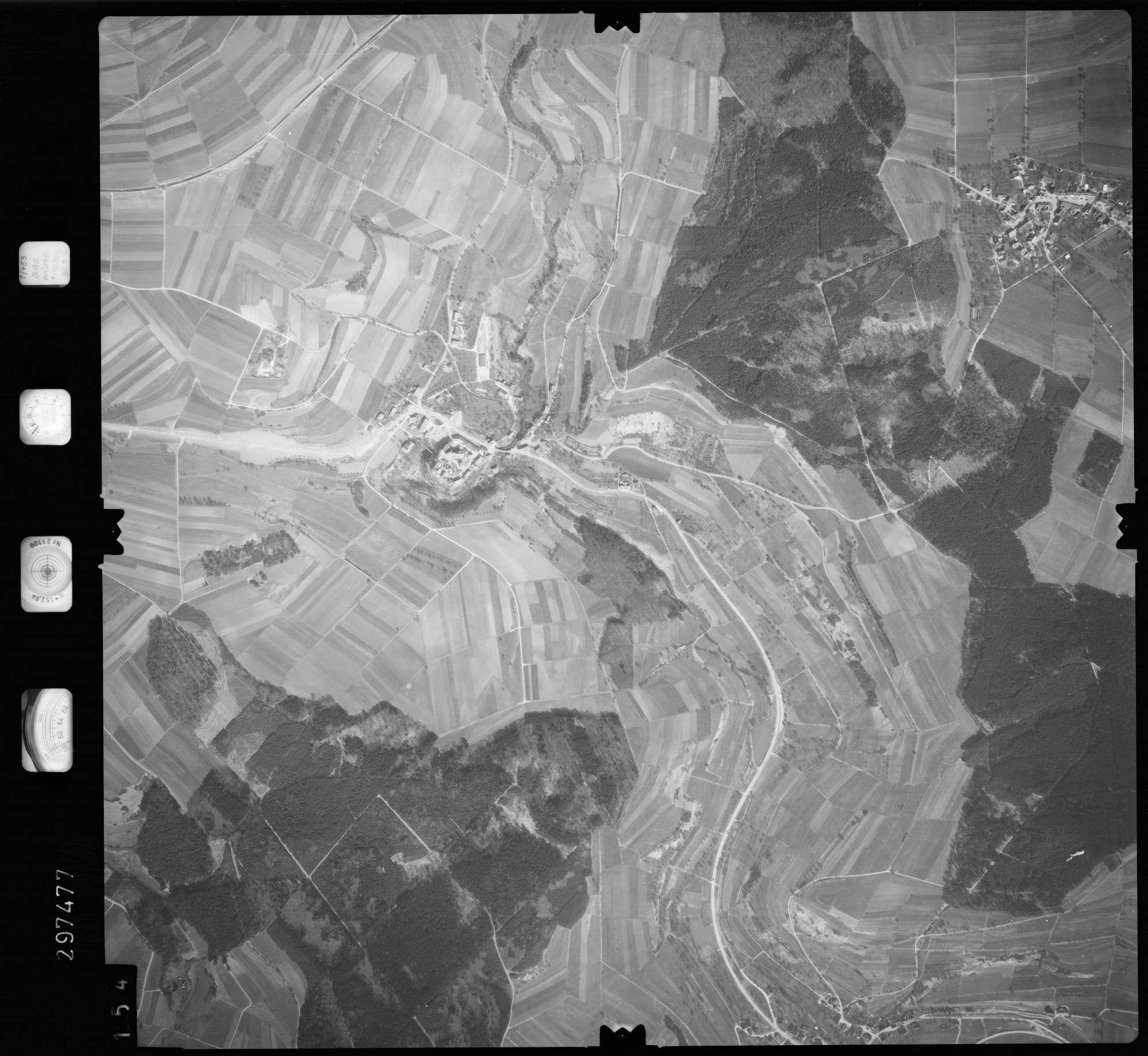 Luftbild: Film 66 Bildnr. 154, Bild 1