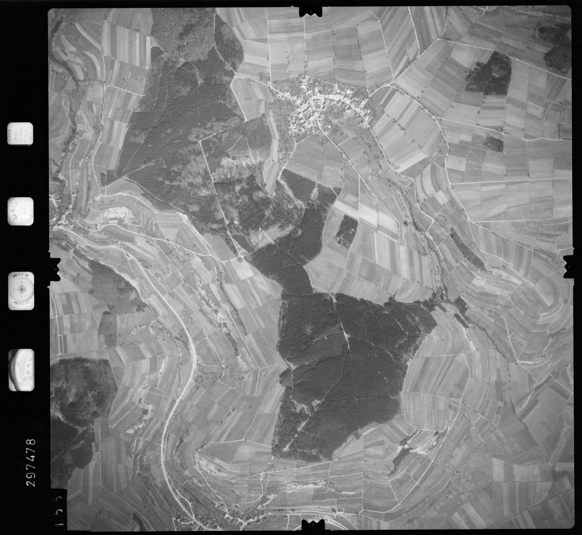 Luftbild: Film 66 Bildnr. 155, Bild 1