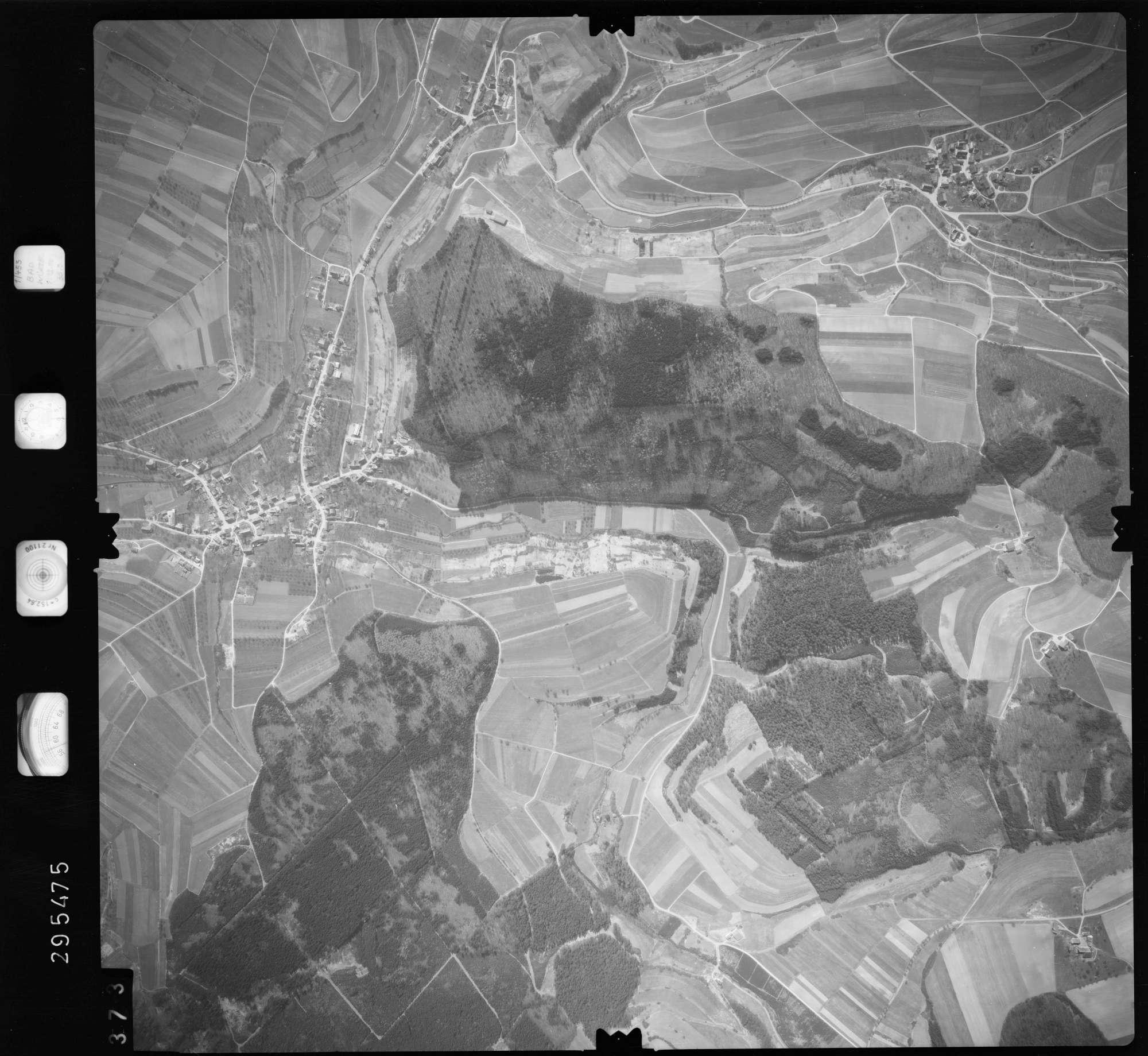 Luftbild: Film 69 Bildnr. 373, Bild 1
