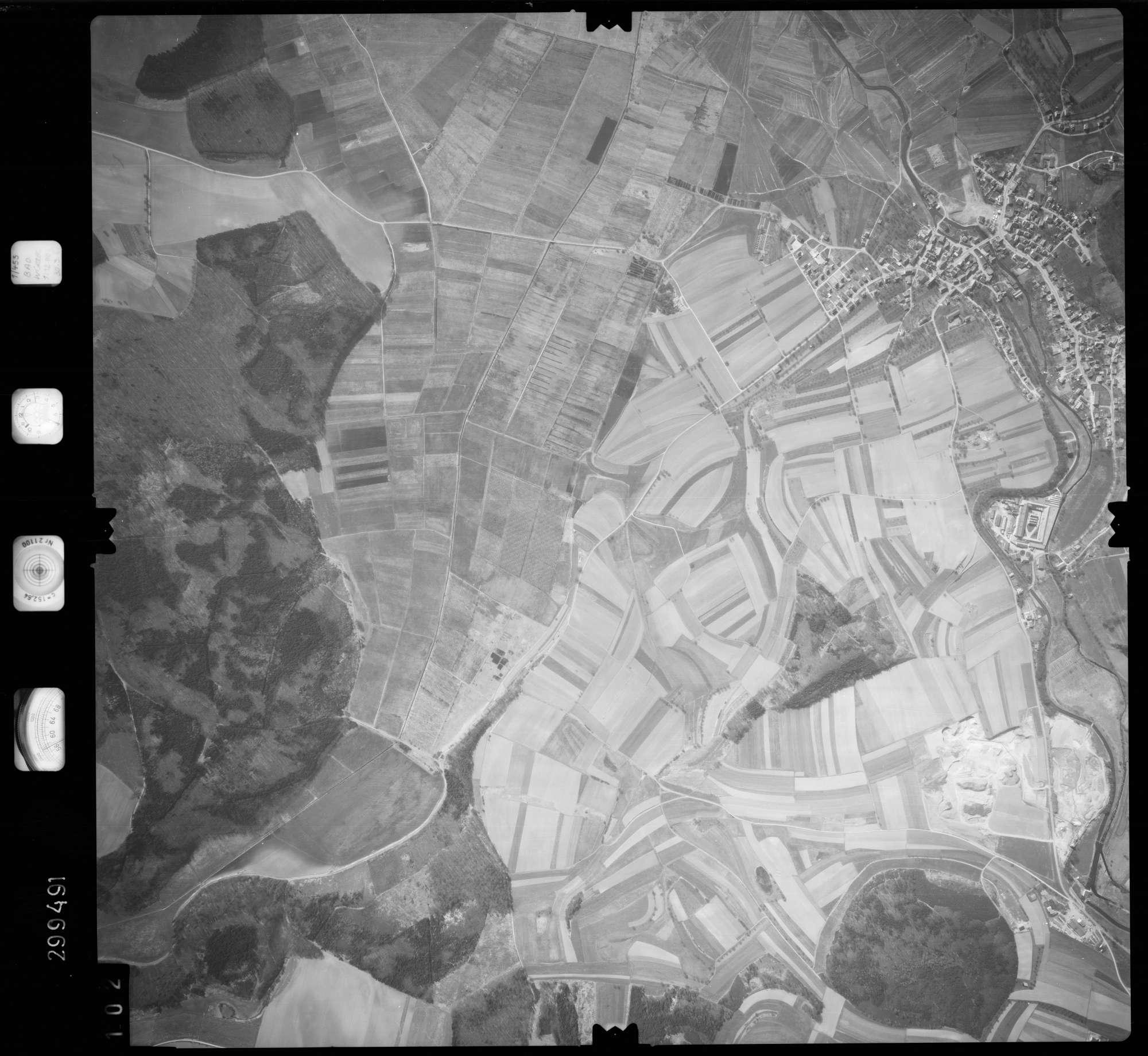 Luftbild: Film 66 Bildnr. 102, Bild 1