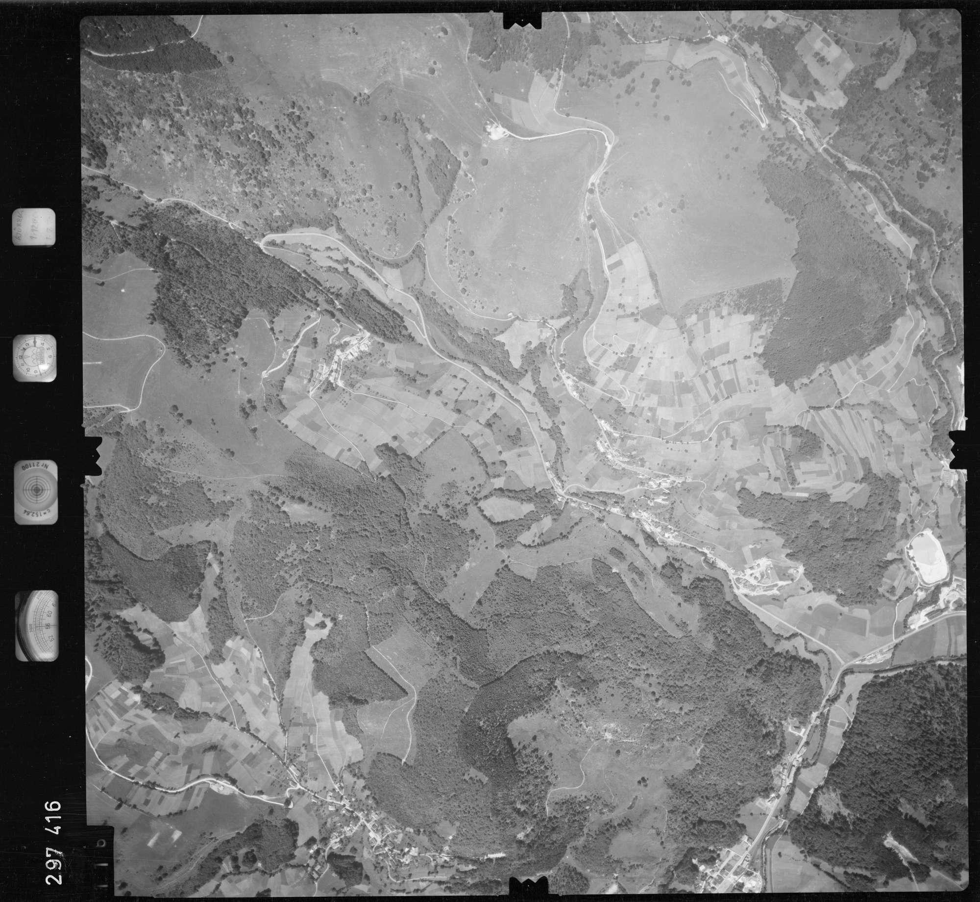 Luftbild: Film 68 Bildnr. 116, Bild 1