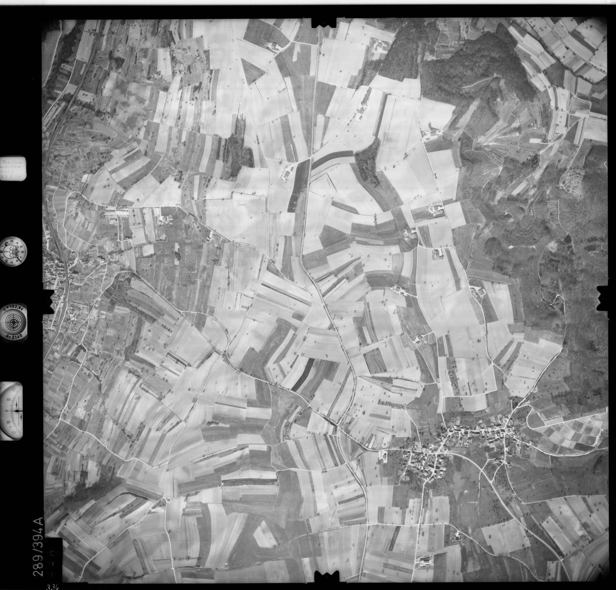 Luftbild: Film 71 Bildnr. 336, Bild 1