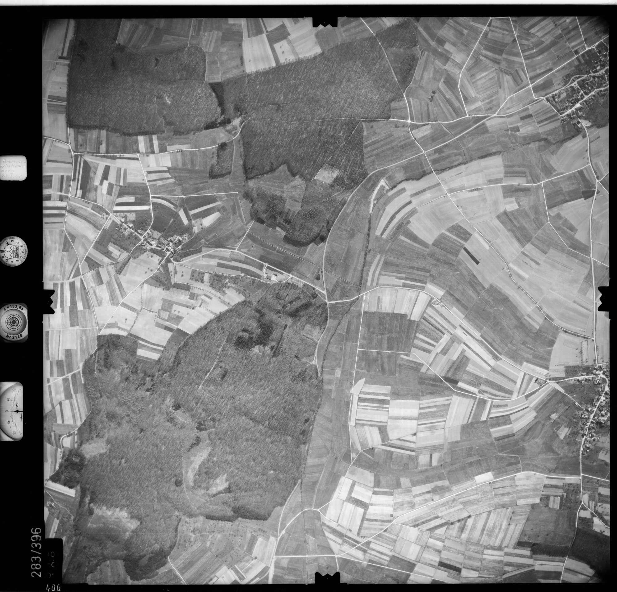 Luftbild: Film 71 Bildnr. 406, Bild 1