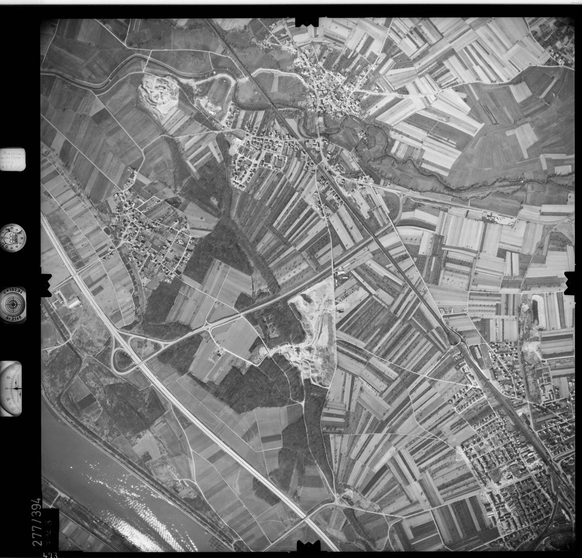 Luftbild: Film 71 Bildnr. 473, Bild 1