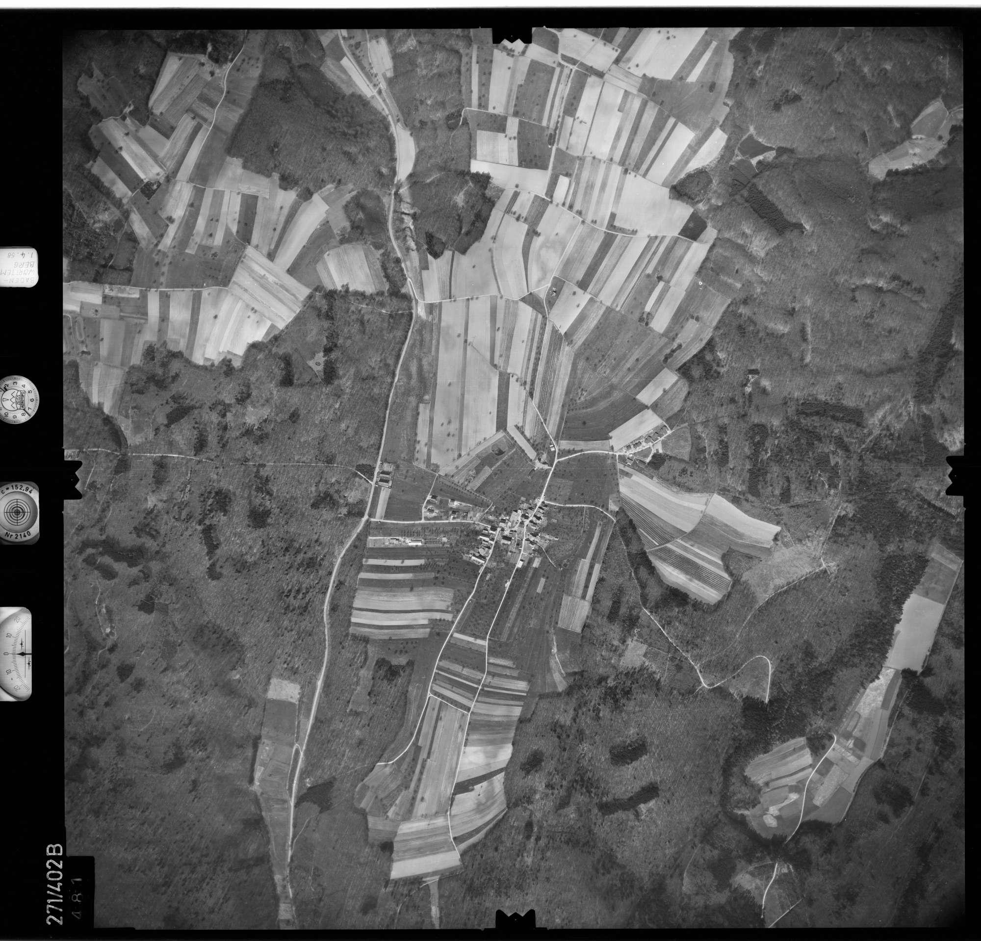 Luftbild: Film 81 Bildnr. 481, Bild 1