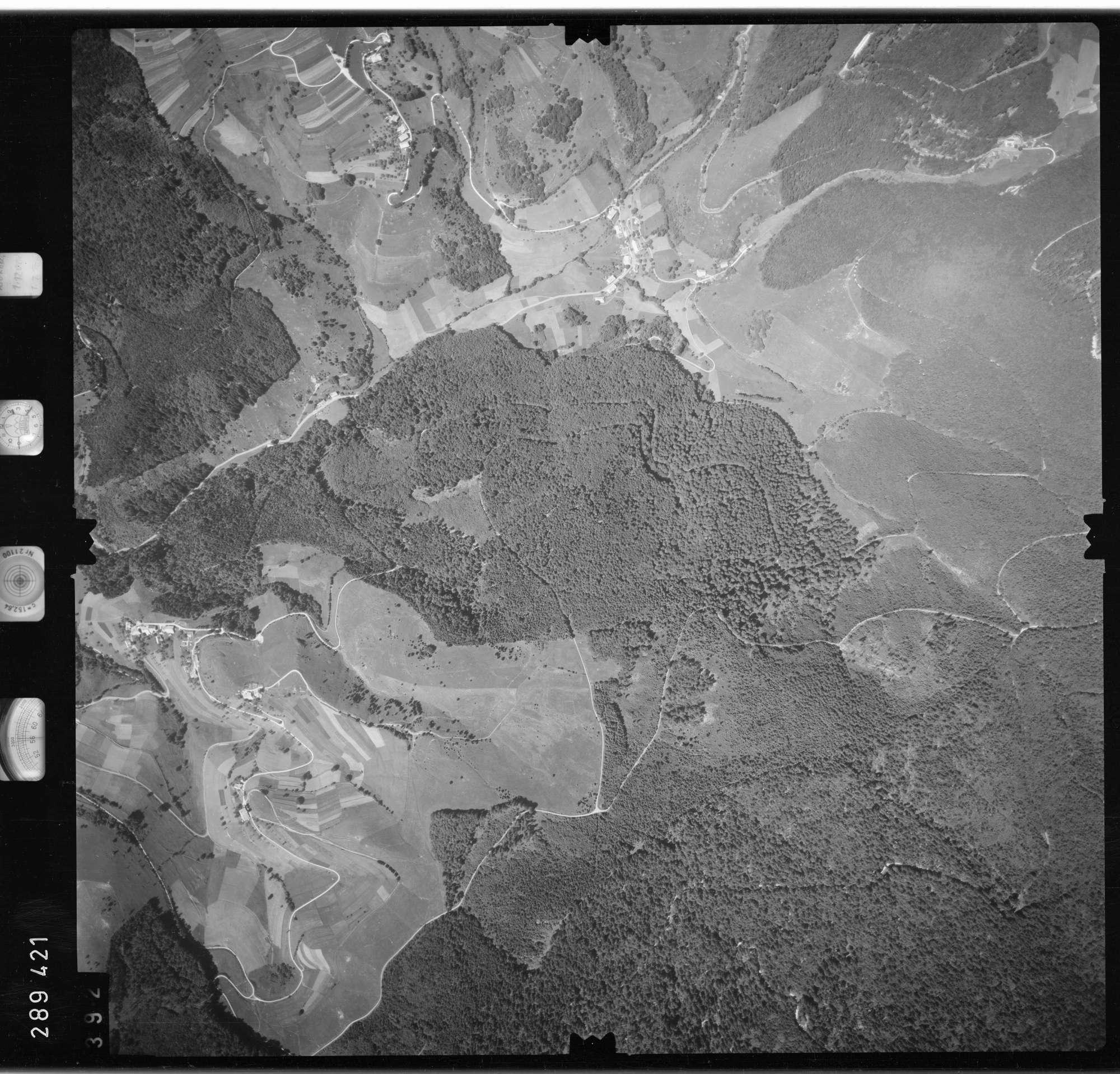 Luftbild: Film 72 Bildnr. 392, Bild 1