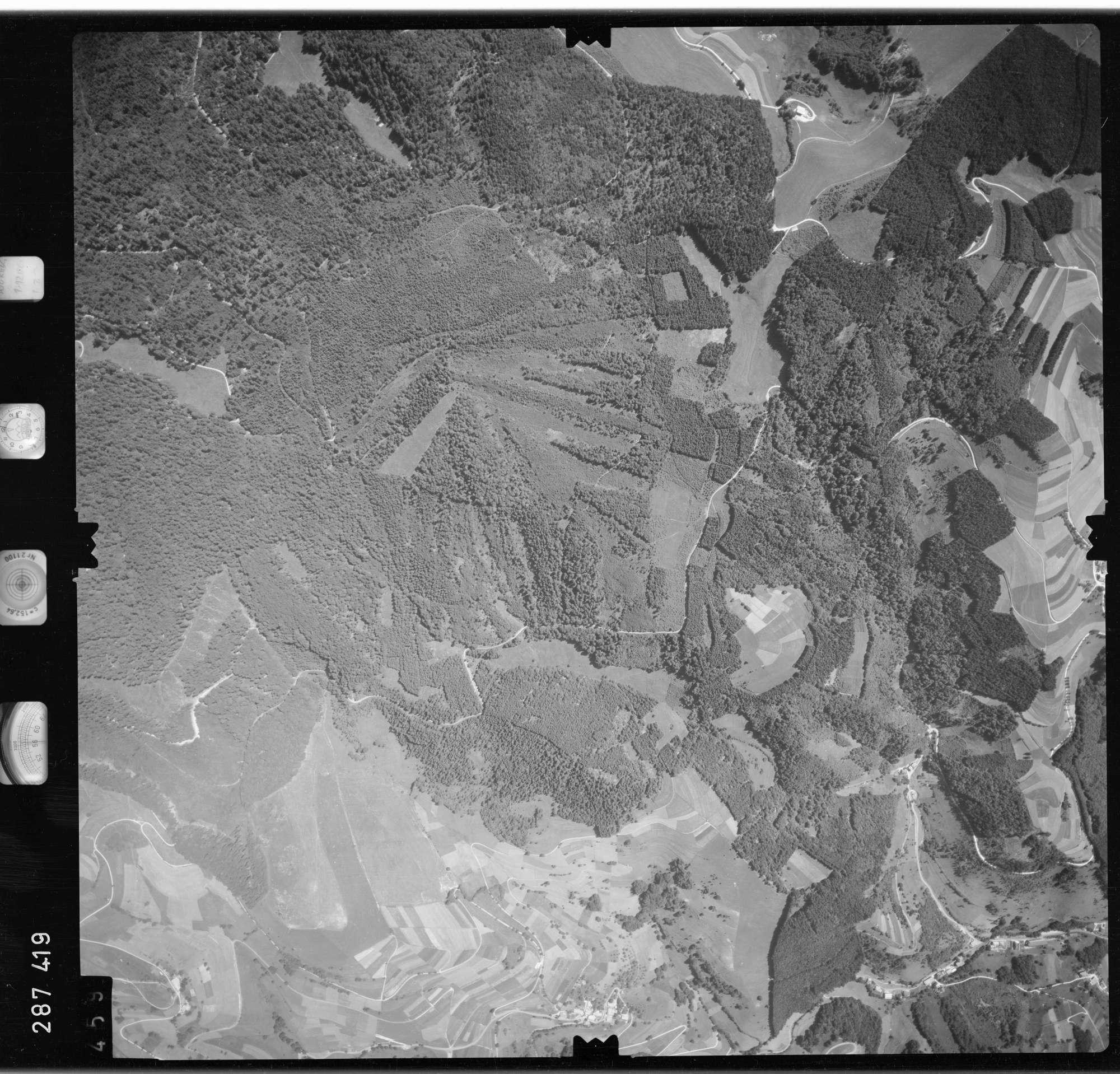 Luftbild: Film 72 Bildnr. 459, Bild 1