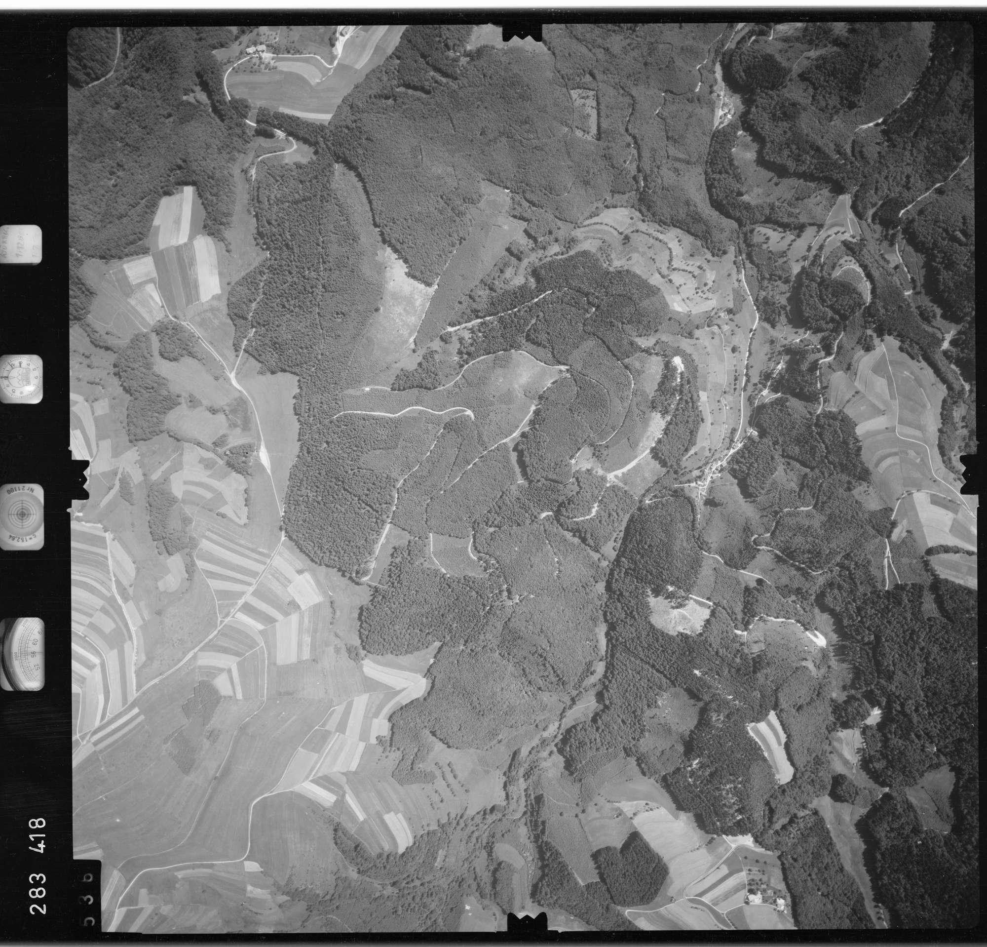 Luftbild: Film 72 Bildnr. 536, Bild 1
