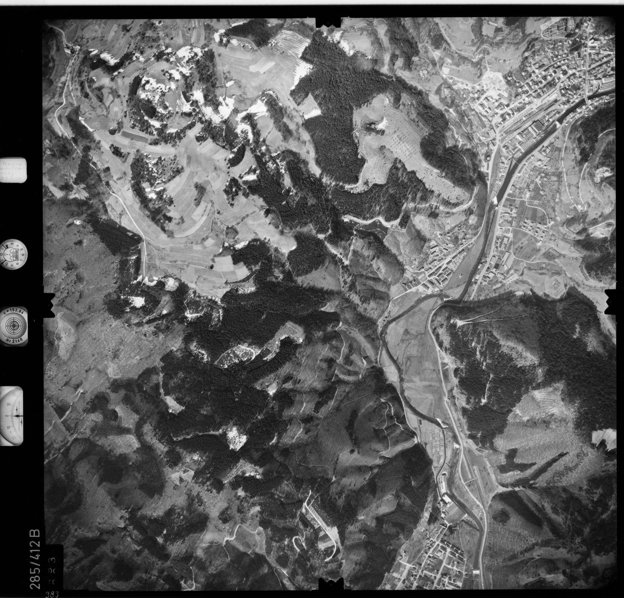 Luftbild: Film 71 Bildnr. 383, Bild 1