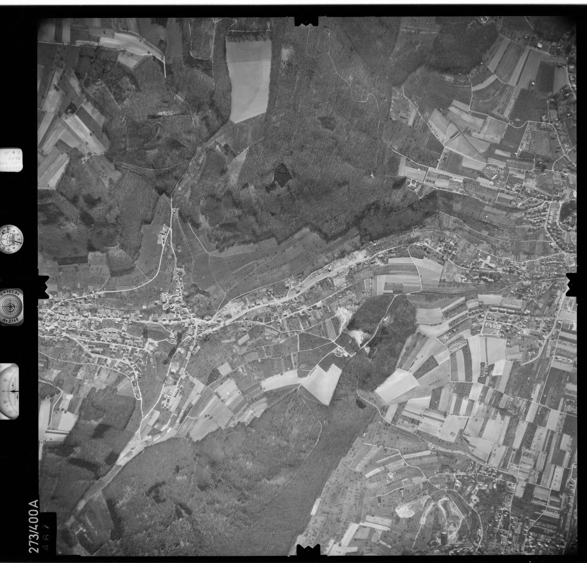 Luftbild: Film 81 Bildnr. 467, Bild 1
