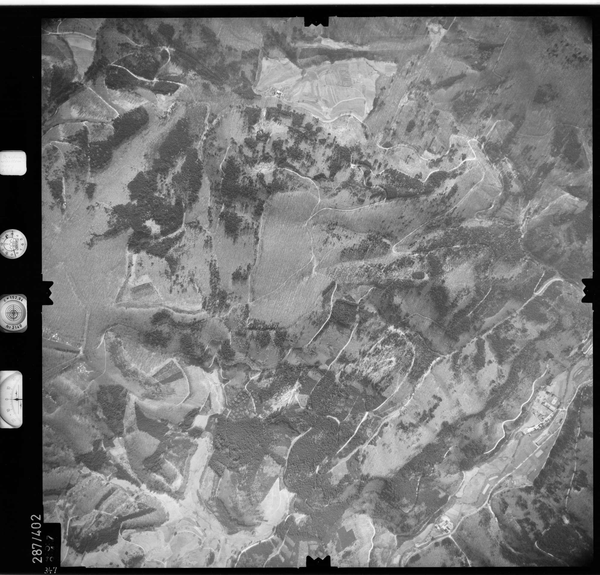 Luftbild: Film 71 Bildnr. 347, Bild 1