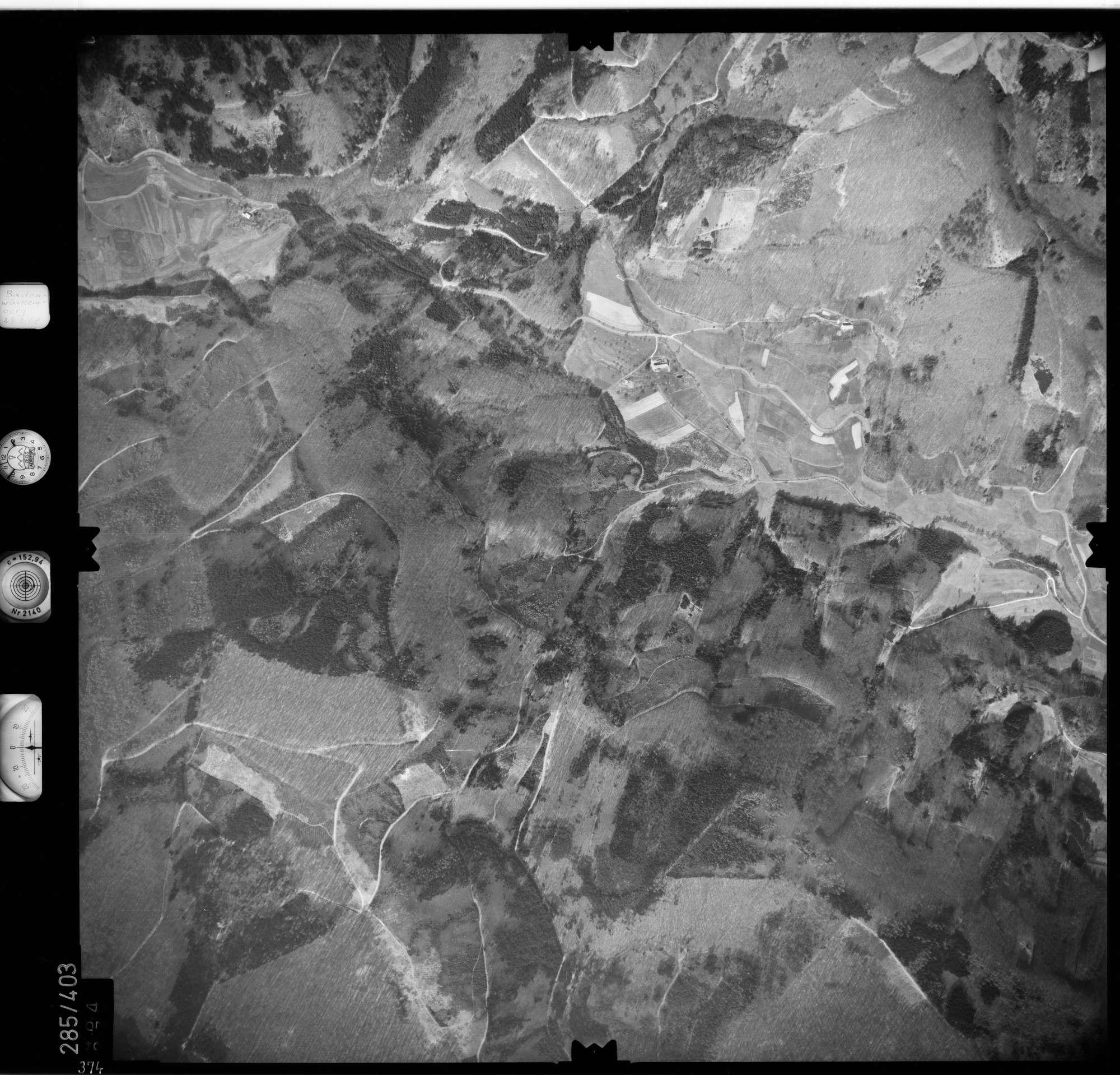 Luftbild: Film 71 Bildnr. 374, Bild 1