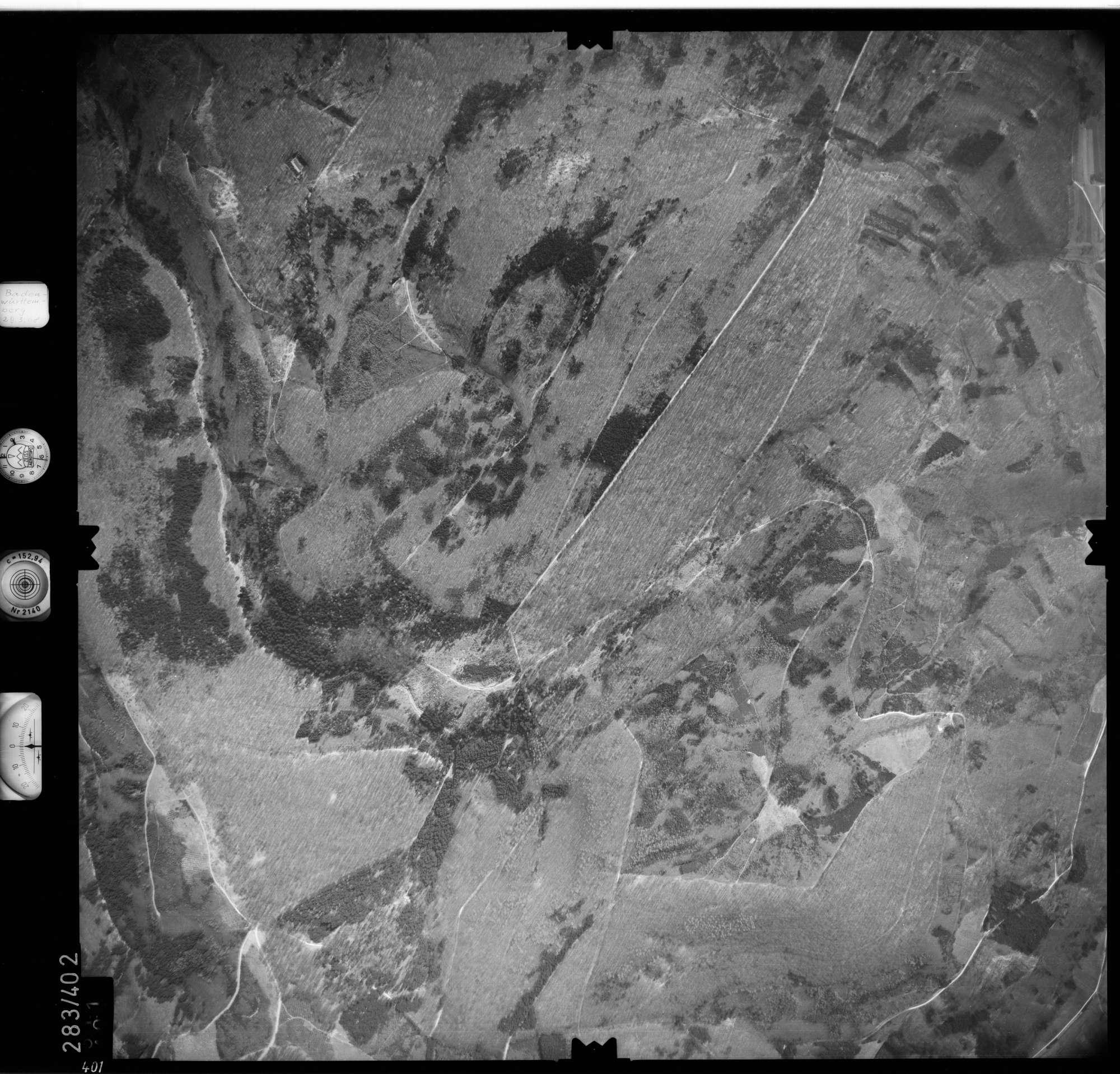 Luftbild: Film 71 Bildnr. 401, Bild 1
