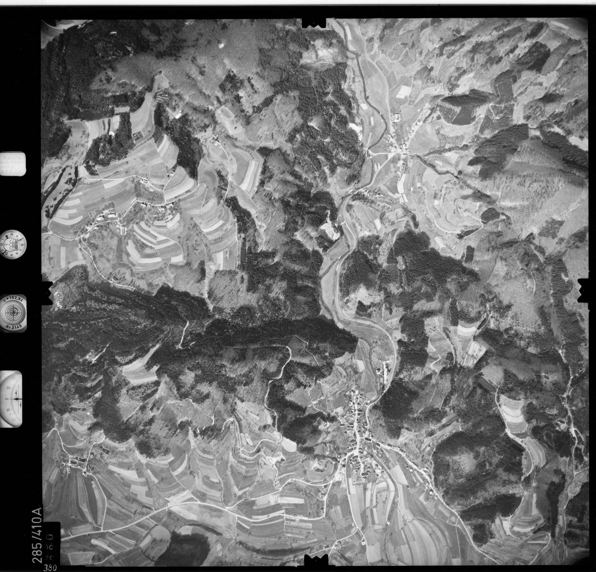 Luftbild: Film 71 Bildnr. 380, Bild 1