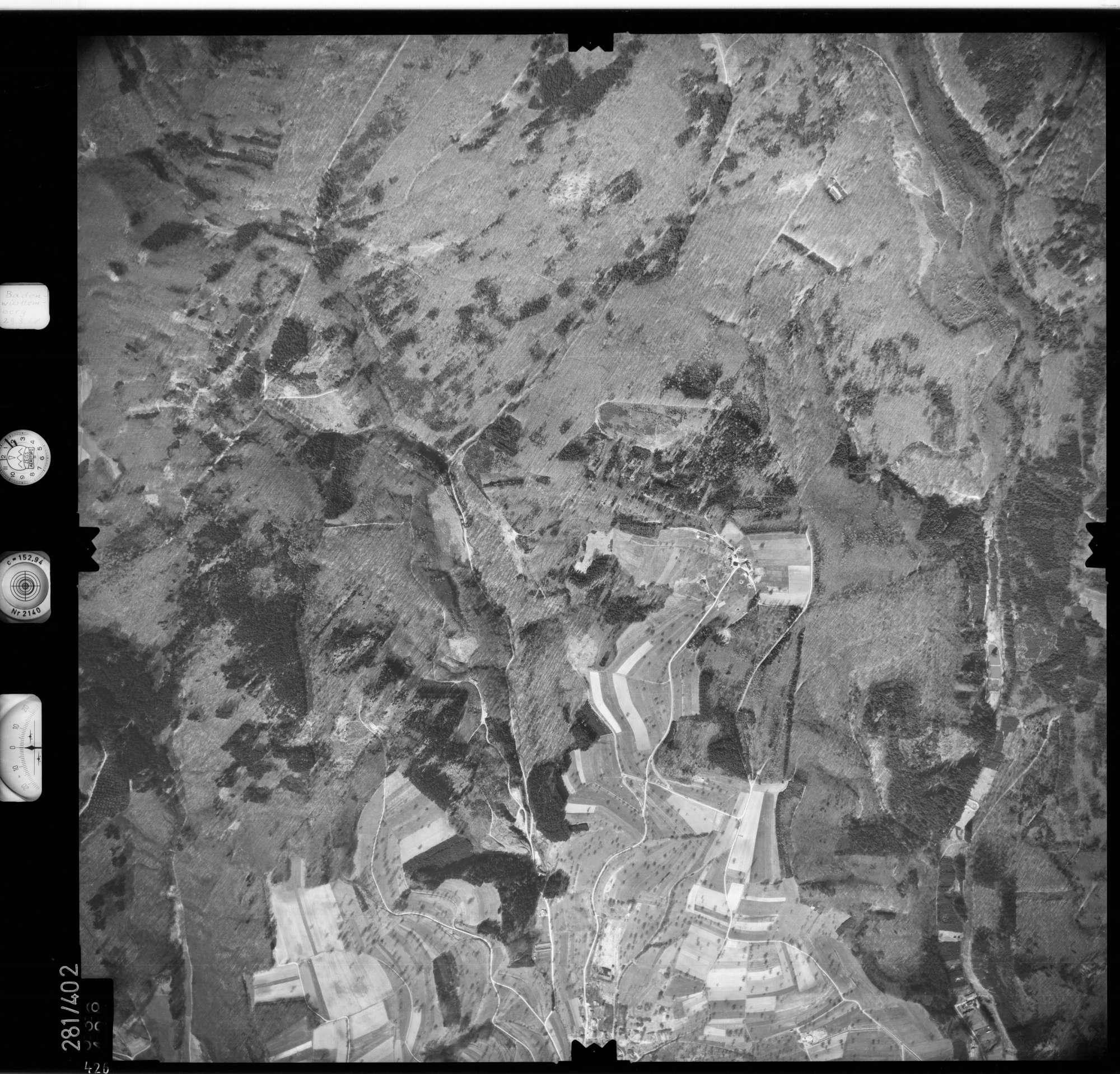 Luftbild: Film 71 Bildnr. 426, Bild 1