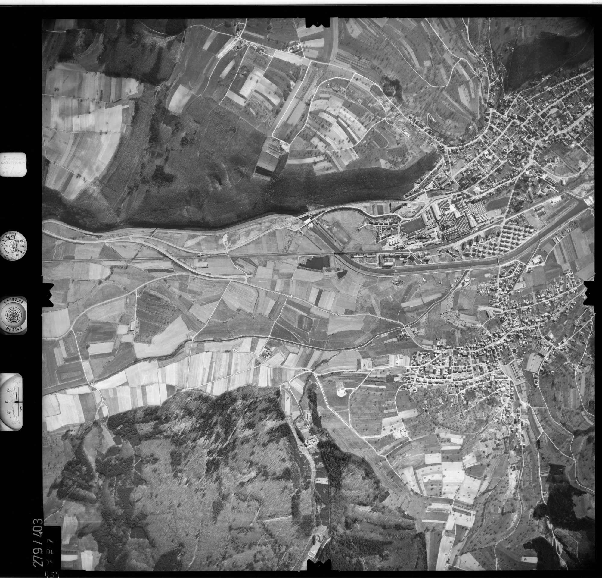Luftbild: Film 71 Bildnr. 457, Bild 1