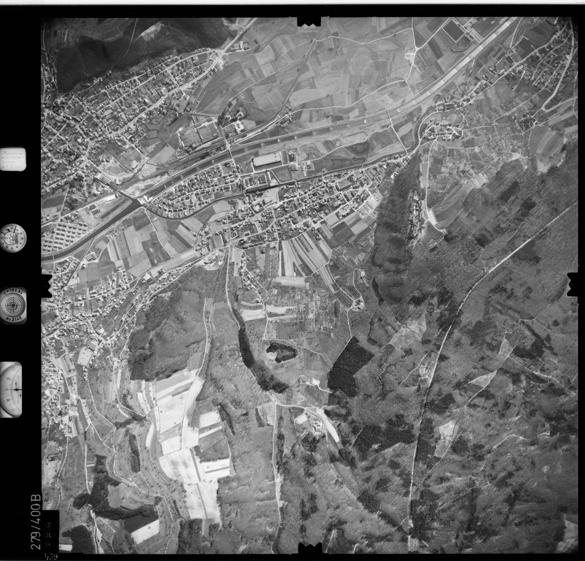 Luftbild: Film 71 Bildnr. 459, Bild 1