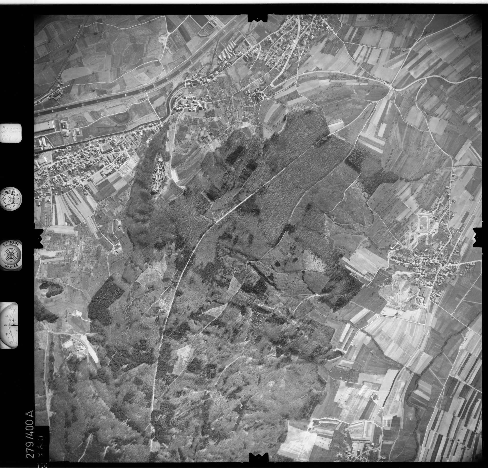 Luftbild: Film 71 Bildnr. 460, Bild 1
