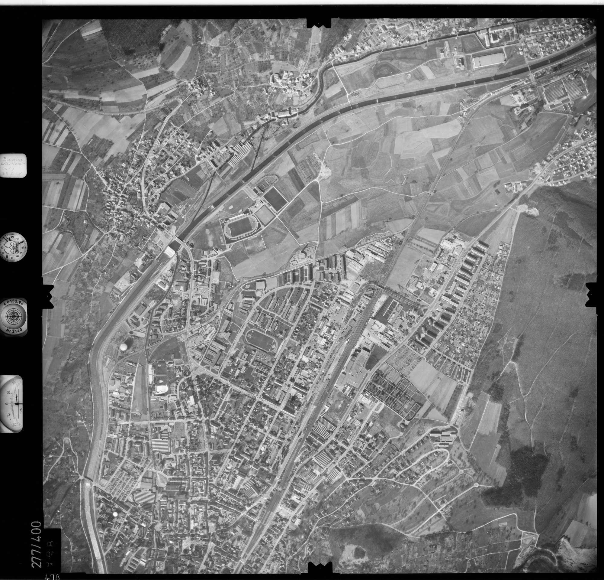 Luftbild: Film 71 Bildnr. 478, Bild 1