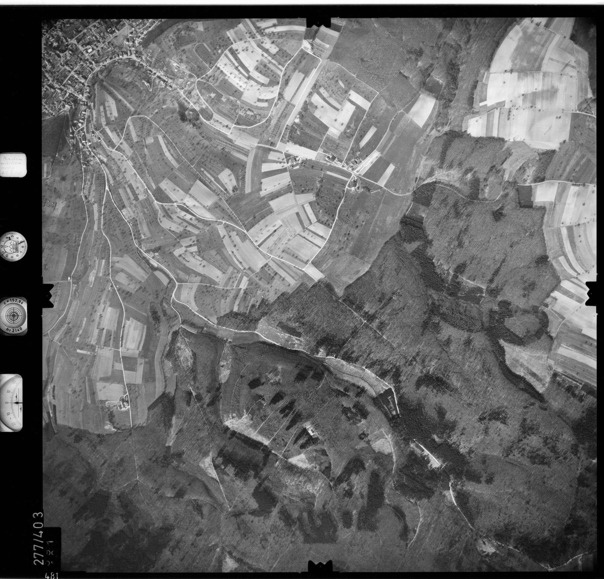 Luftbild: Film 71 Bildnr. 481, Bild 1