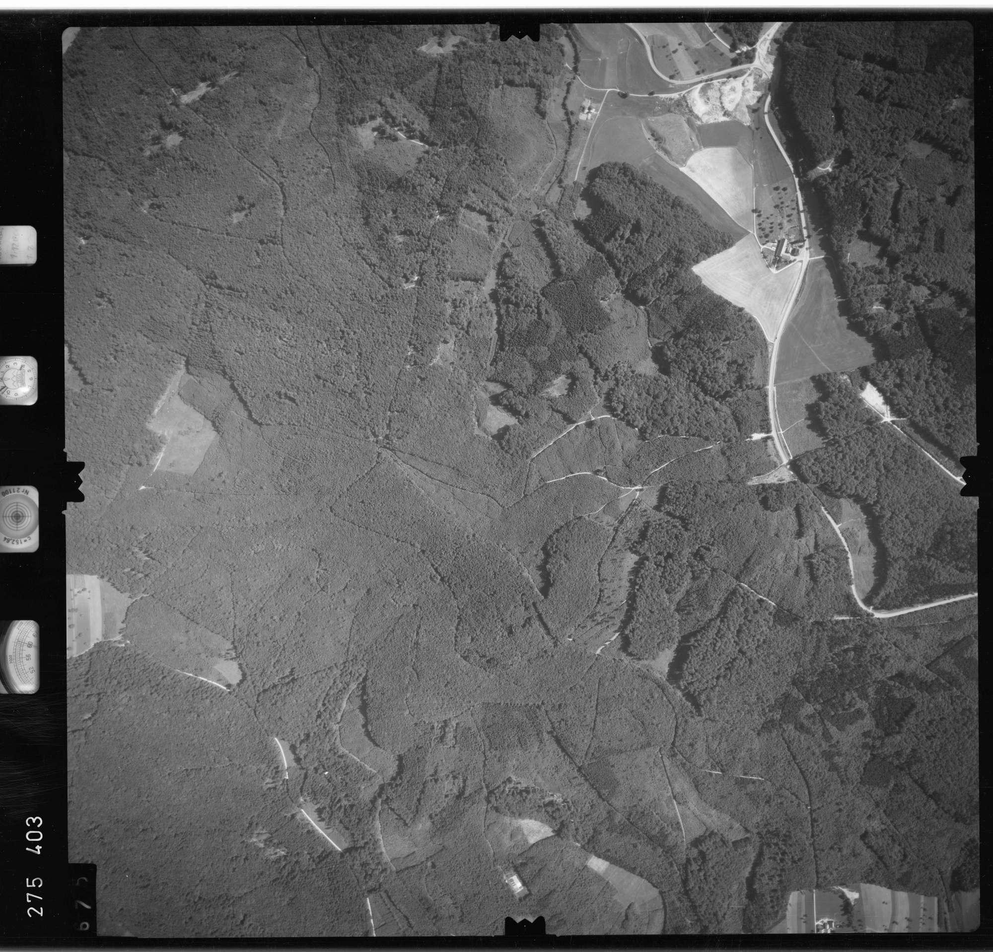 Luftbild: Film 77 Bildnr. 675, Bild 1