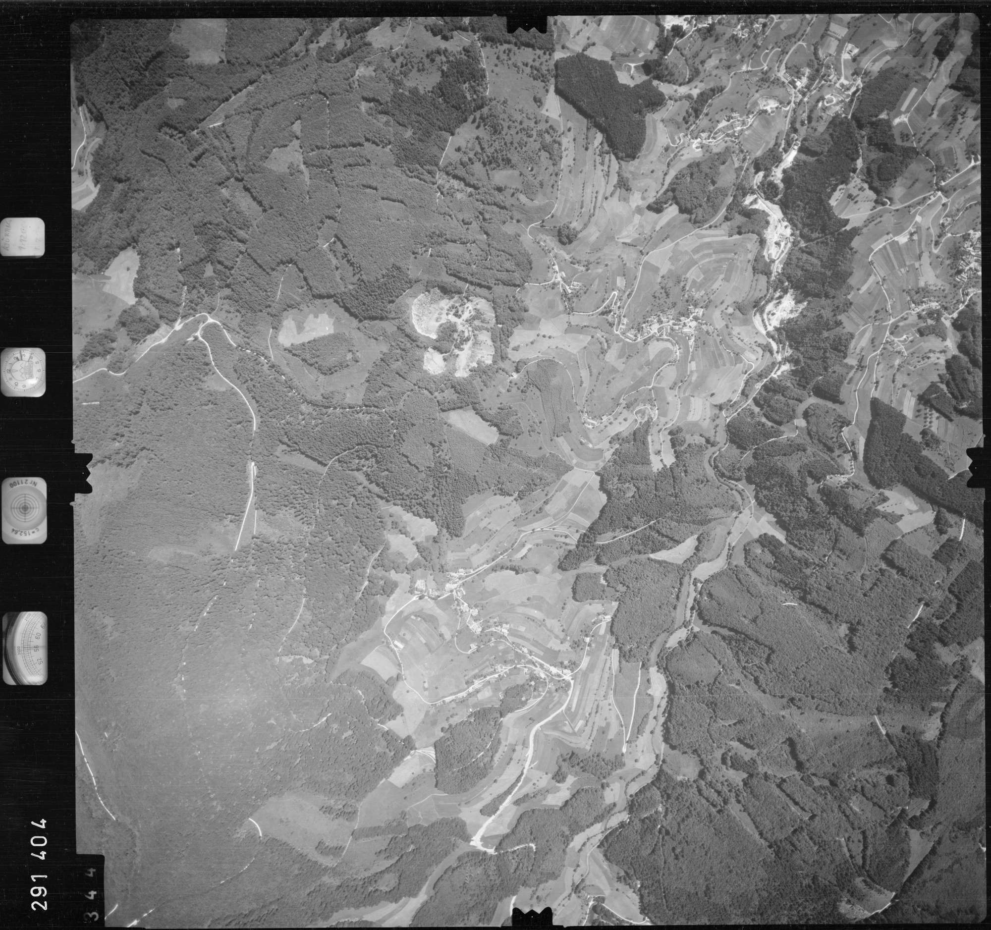 Luftbild: Film 68 Bildnr. 344, Bild 1