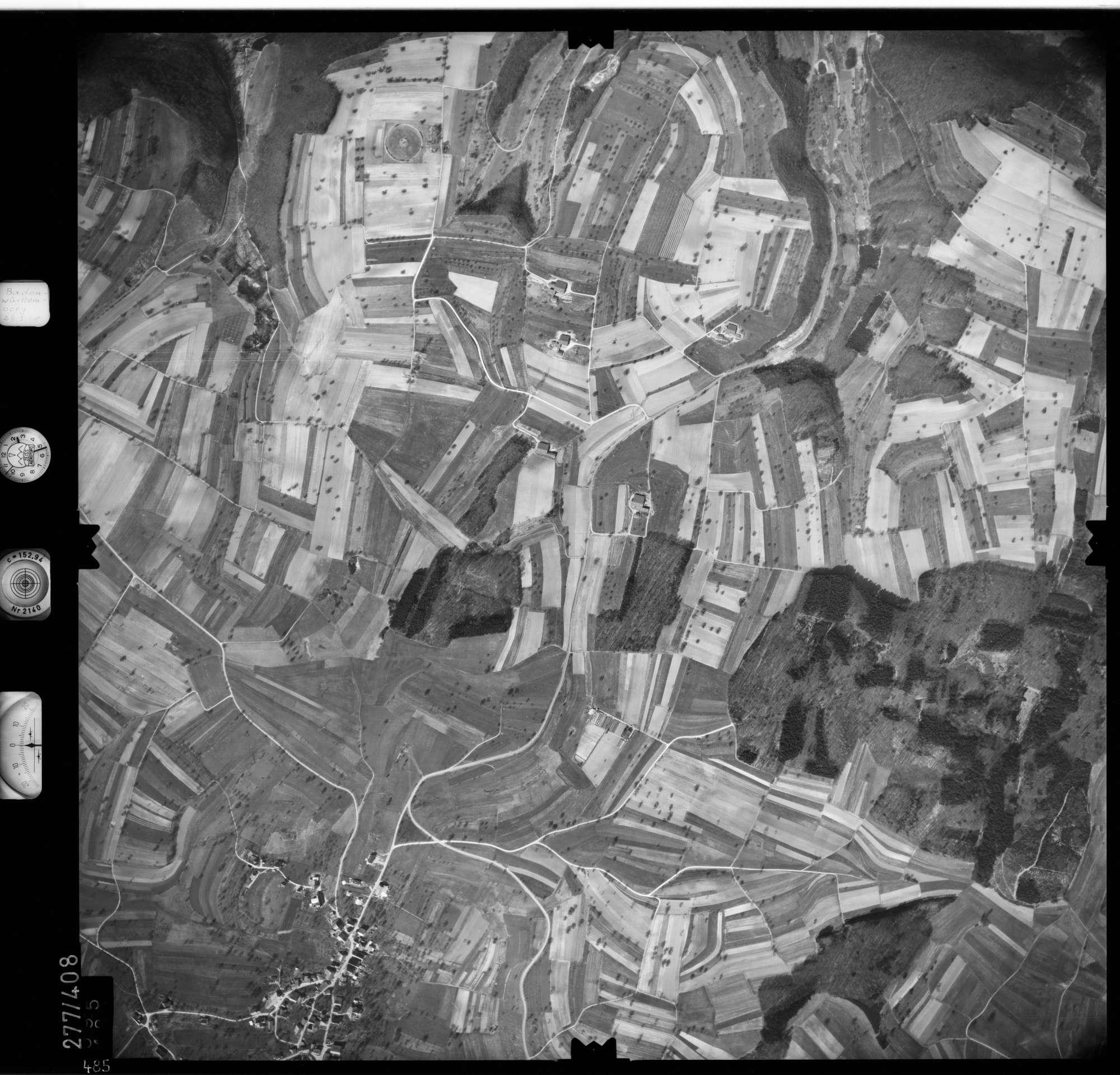 Luftbild: Film 71 Bildnr. 485, Bild 1