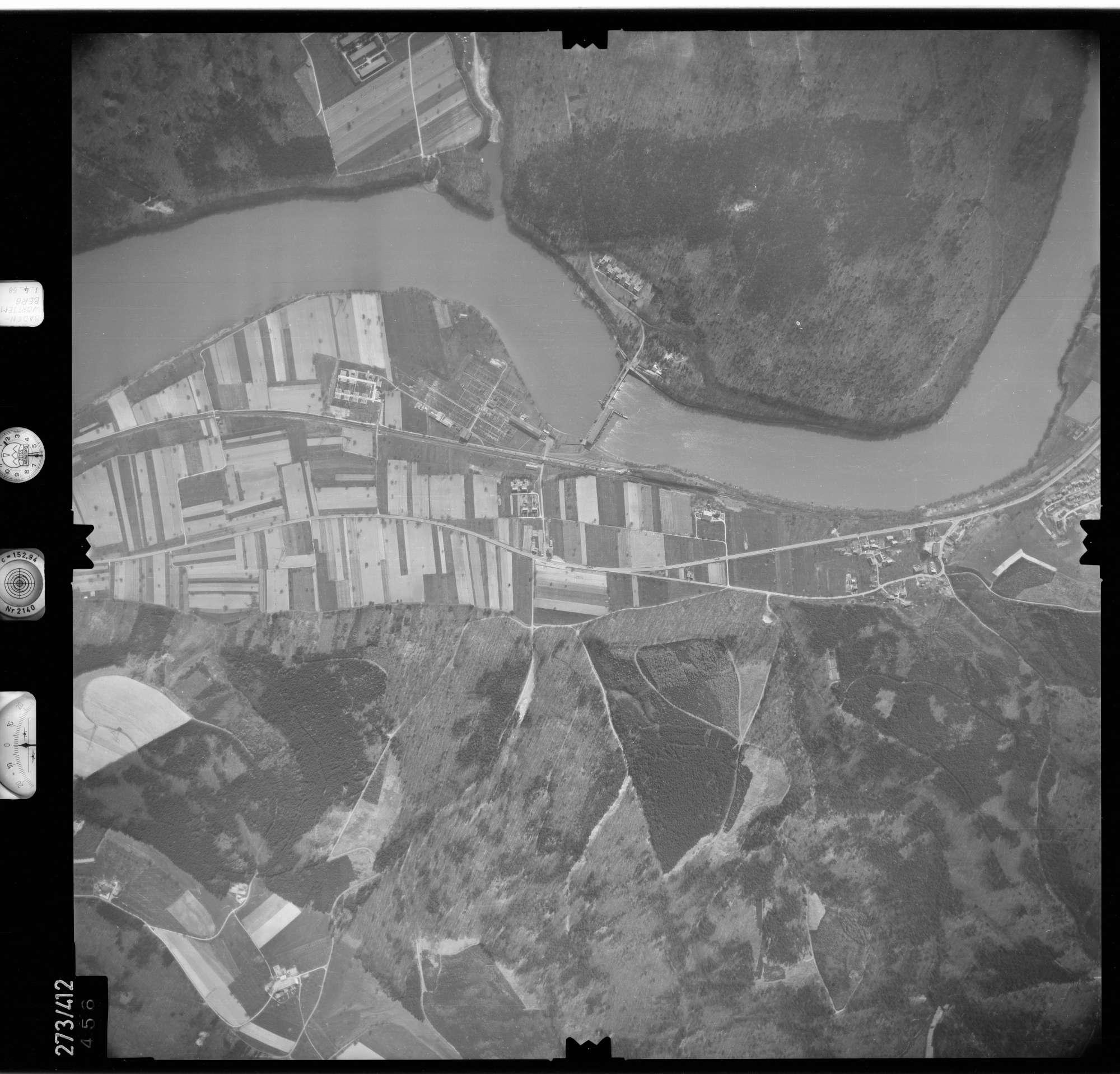 Luftbild: Film 81 Bildnr. 456, Bild 1