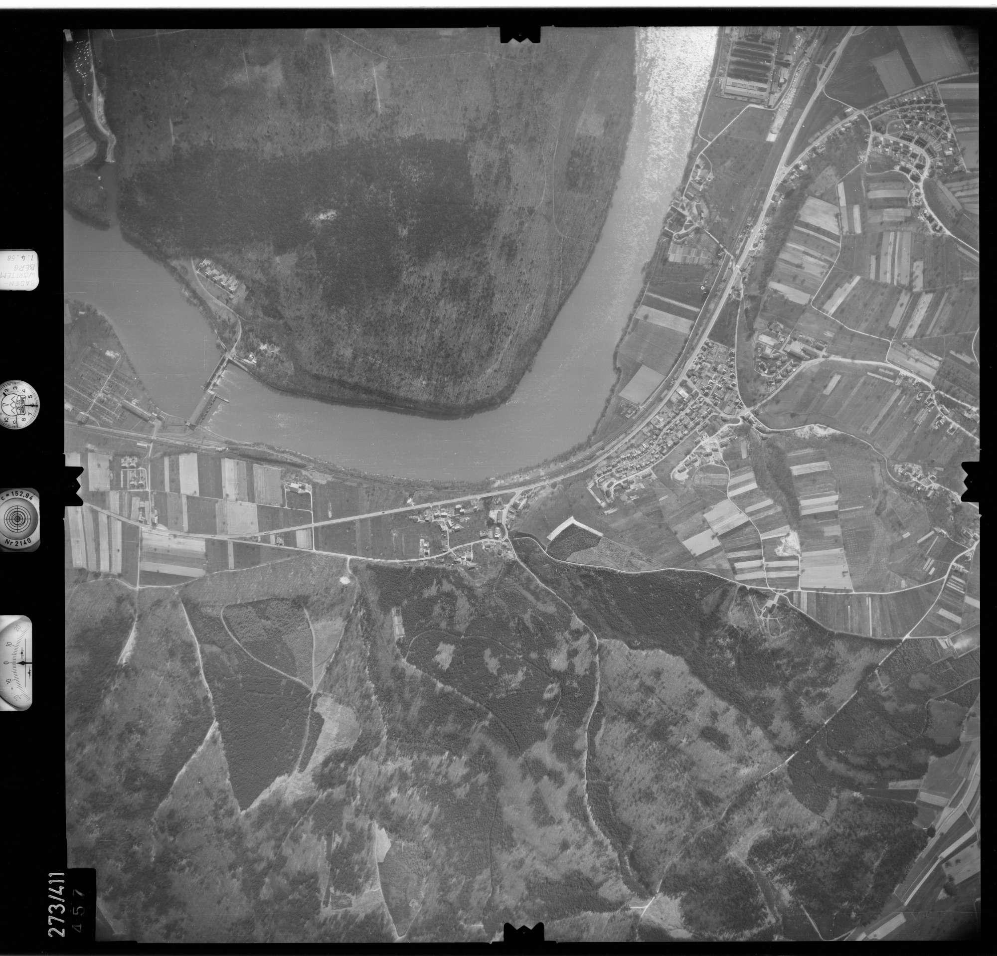Luftbild: Film 81 Bildnr. 457, Bild 1