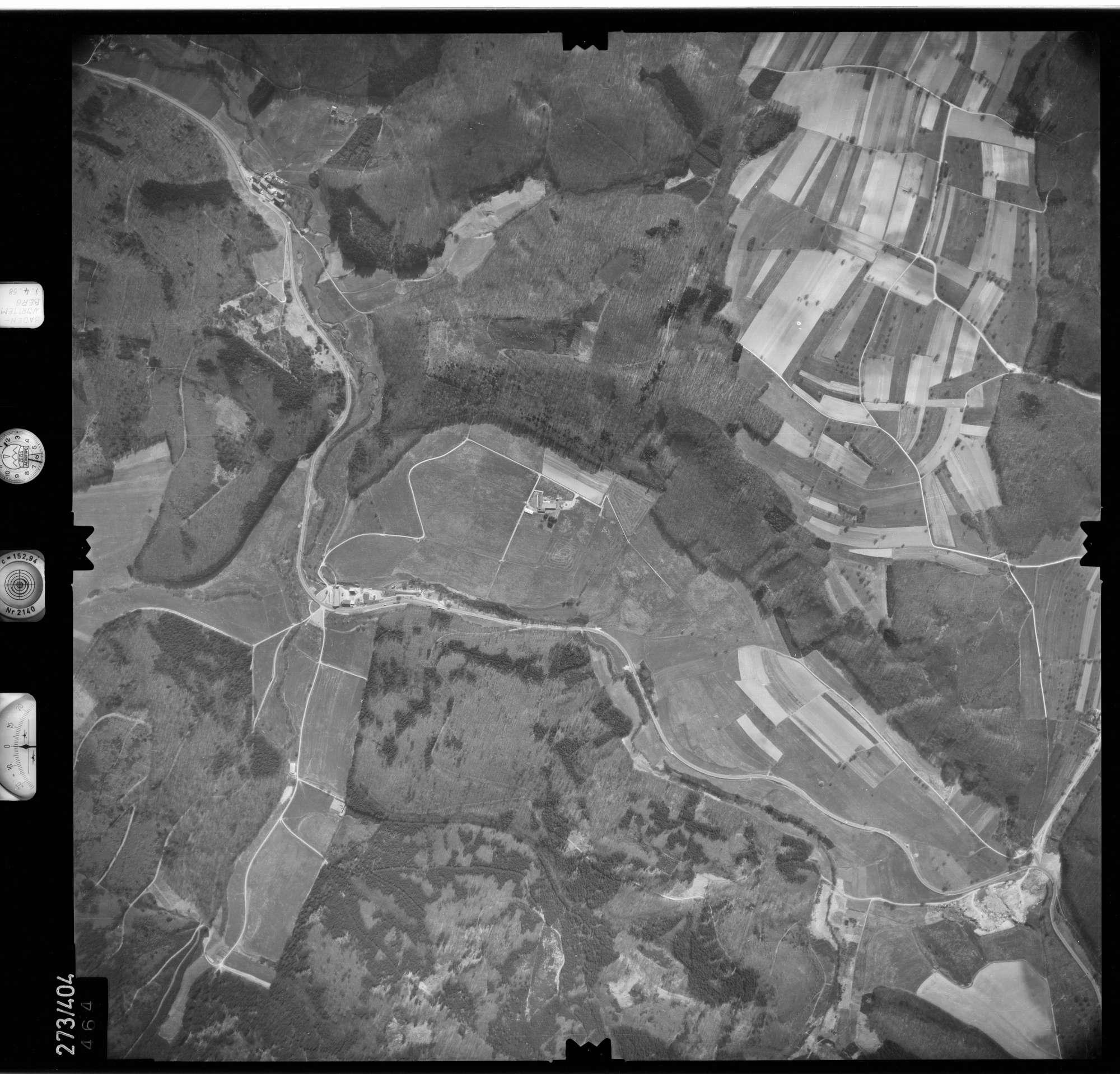 Luftbild: Film 81 Bildnr. 464, Bild 1