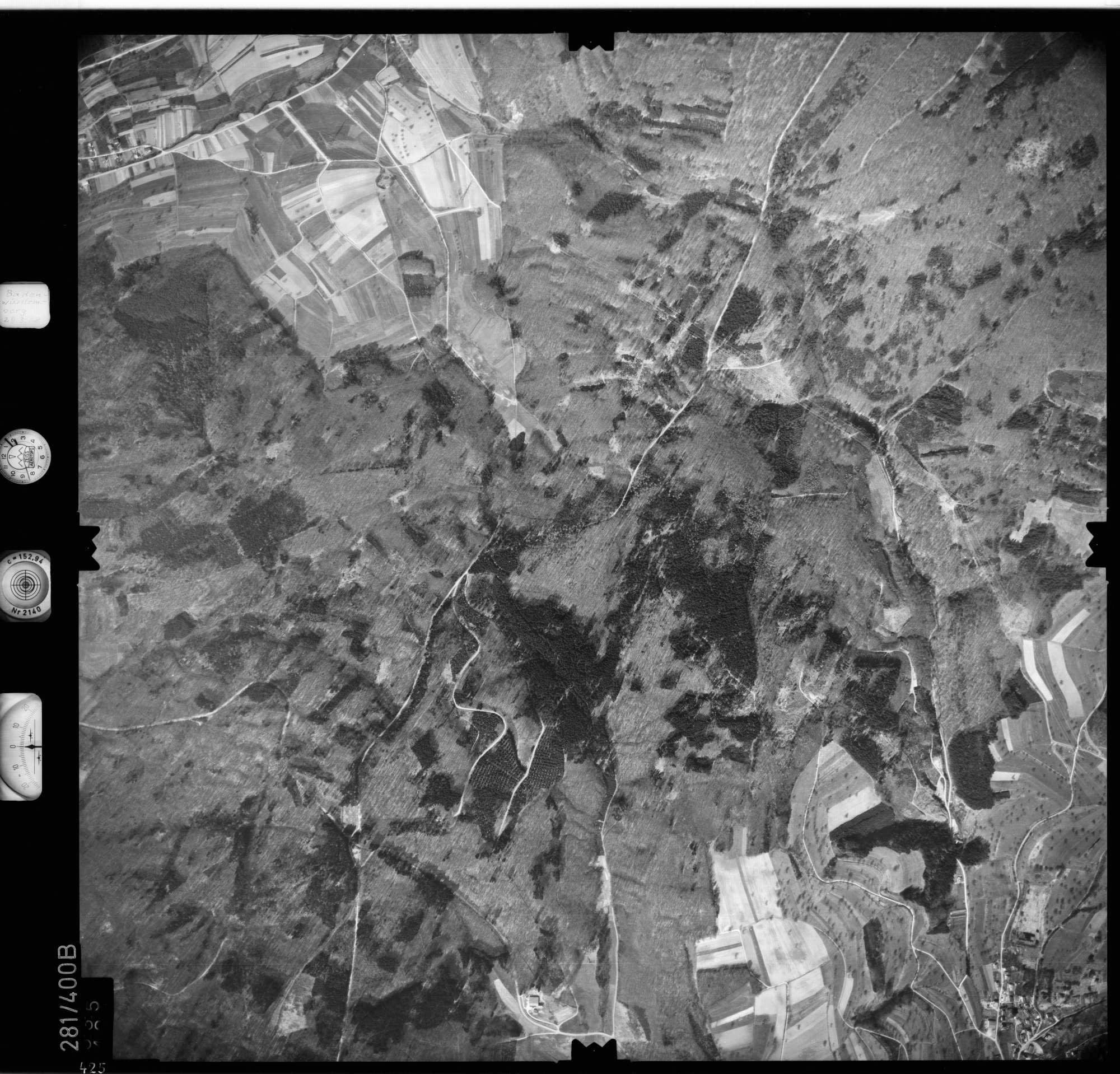 Luftbild: Film 71 Bildnr. 425, Bild 1