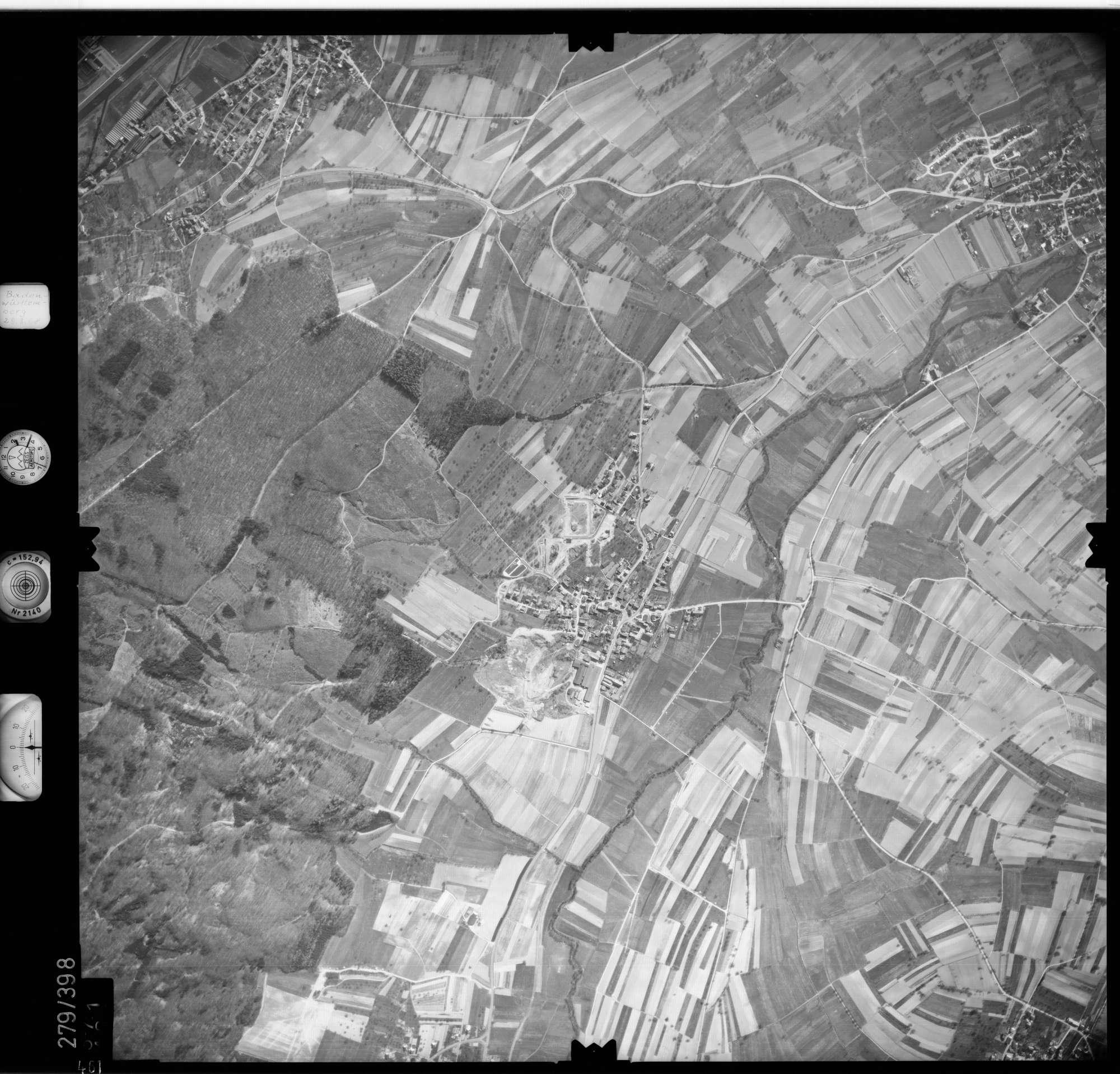 Luftbild: Film 71 Bildnr. 461, Bild 1