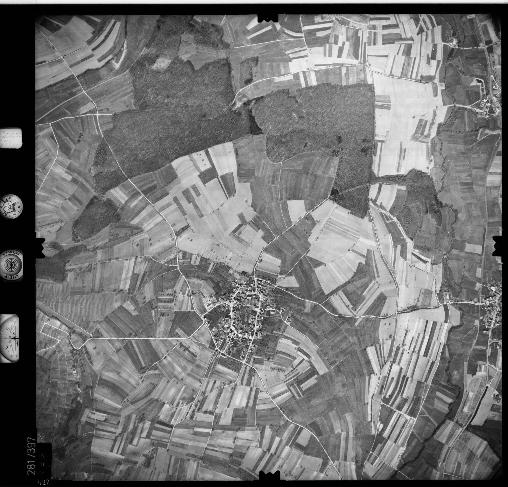 Luftbild: Film 71 Bildnr. 422, Bild 1