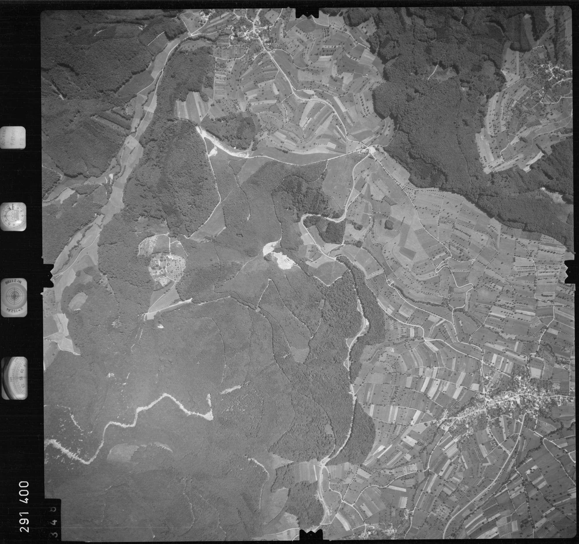 Luftbild: Film 68 Bildnr. 348, Bild 1