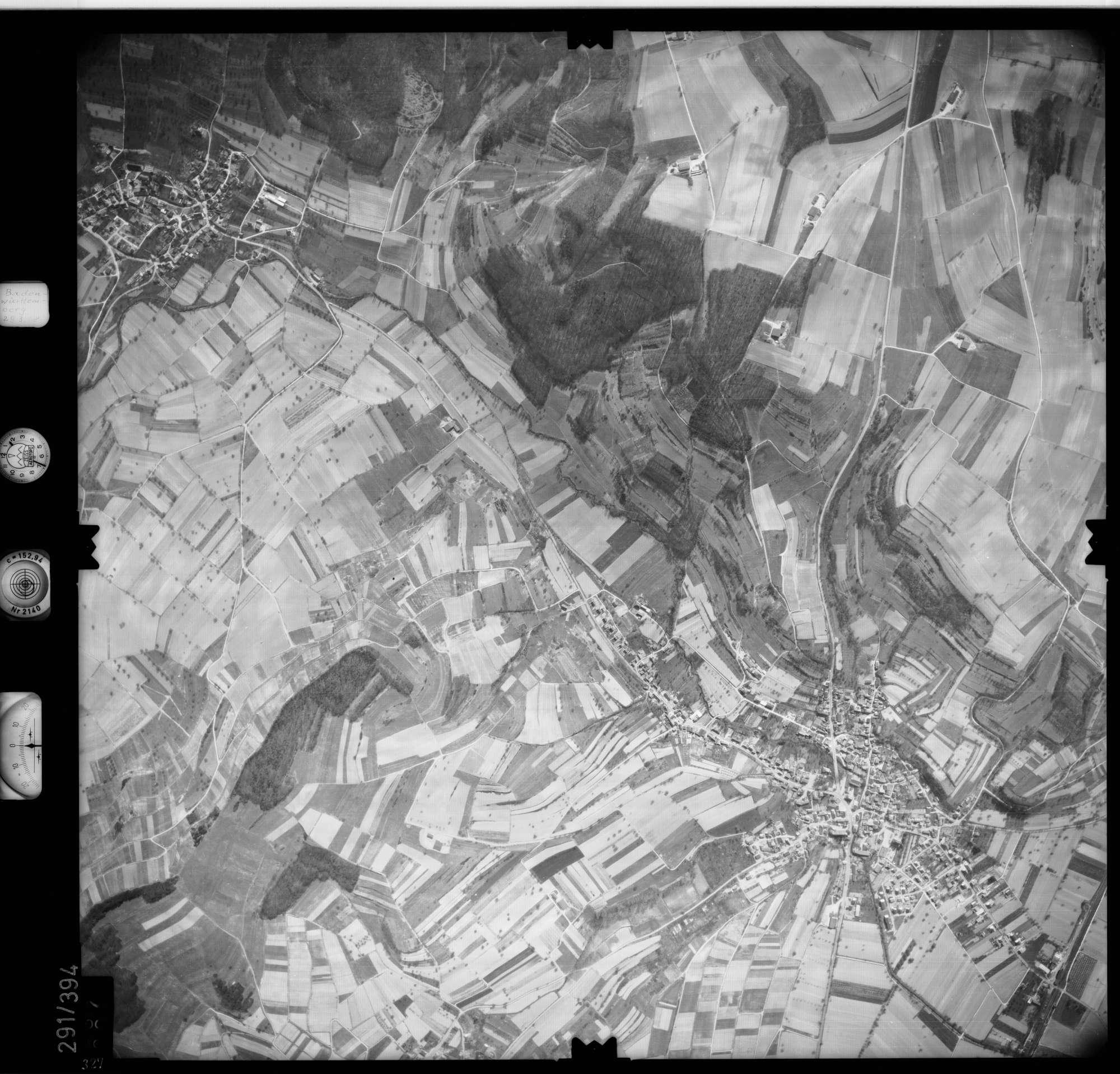 Luftbild: Film 71 Bildnr. 327, Bild 1