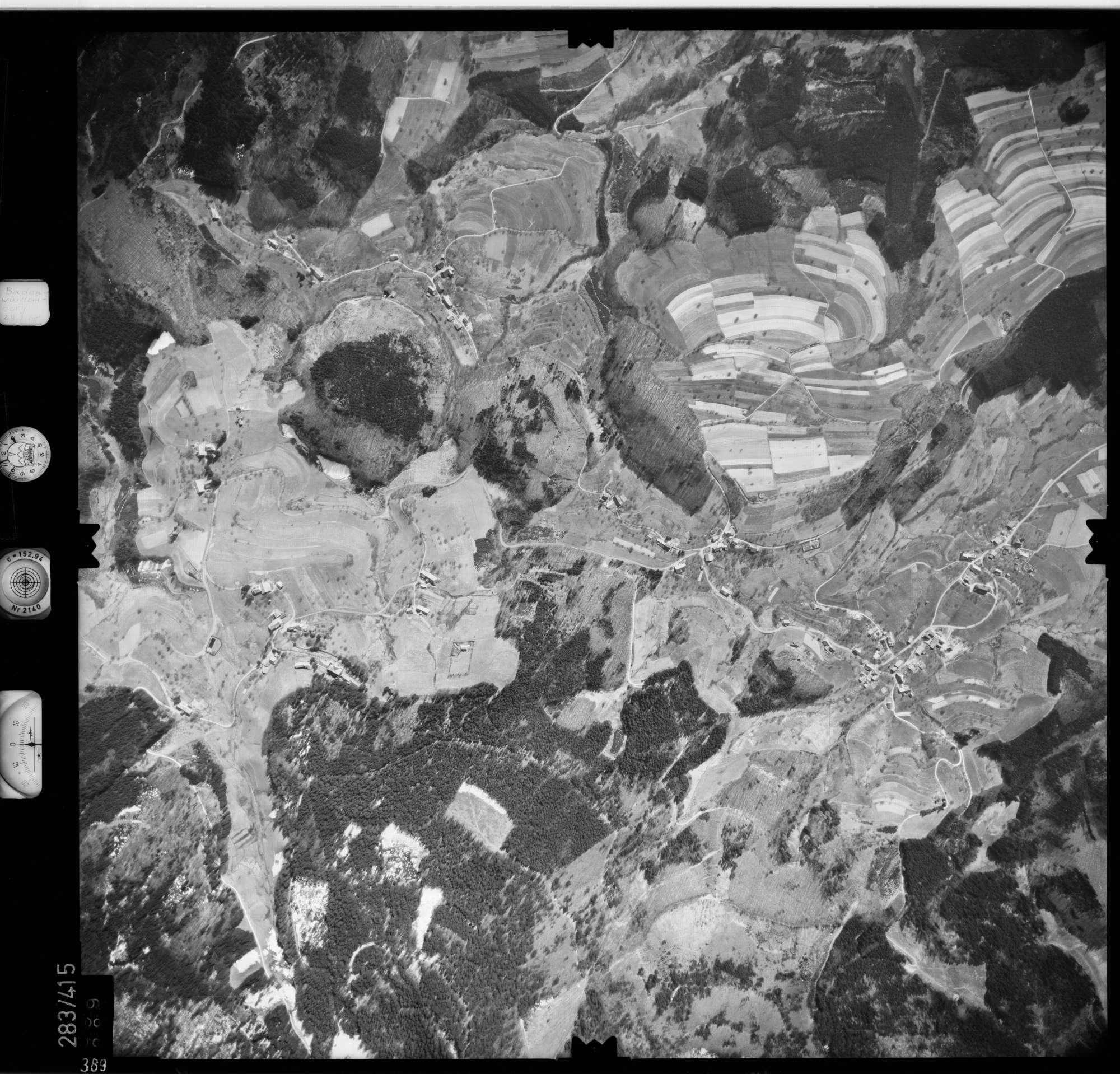 Luftbild: Film 71 Bildnr. 389, Bild 1