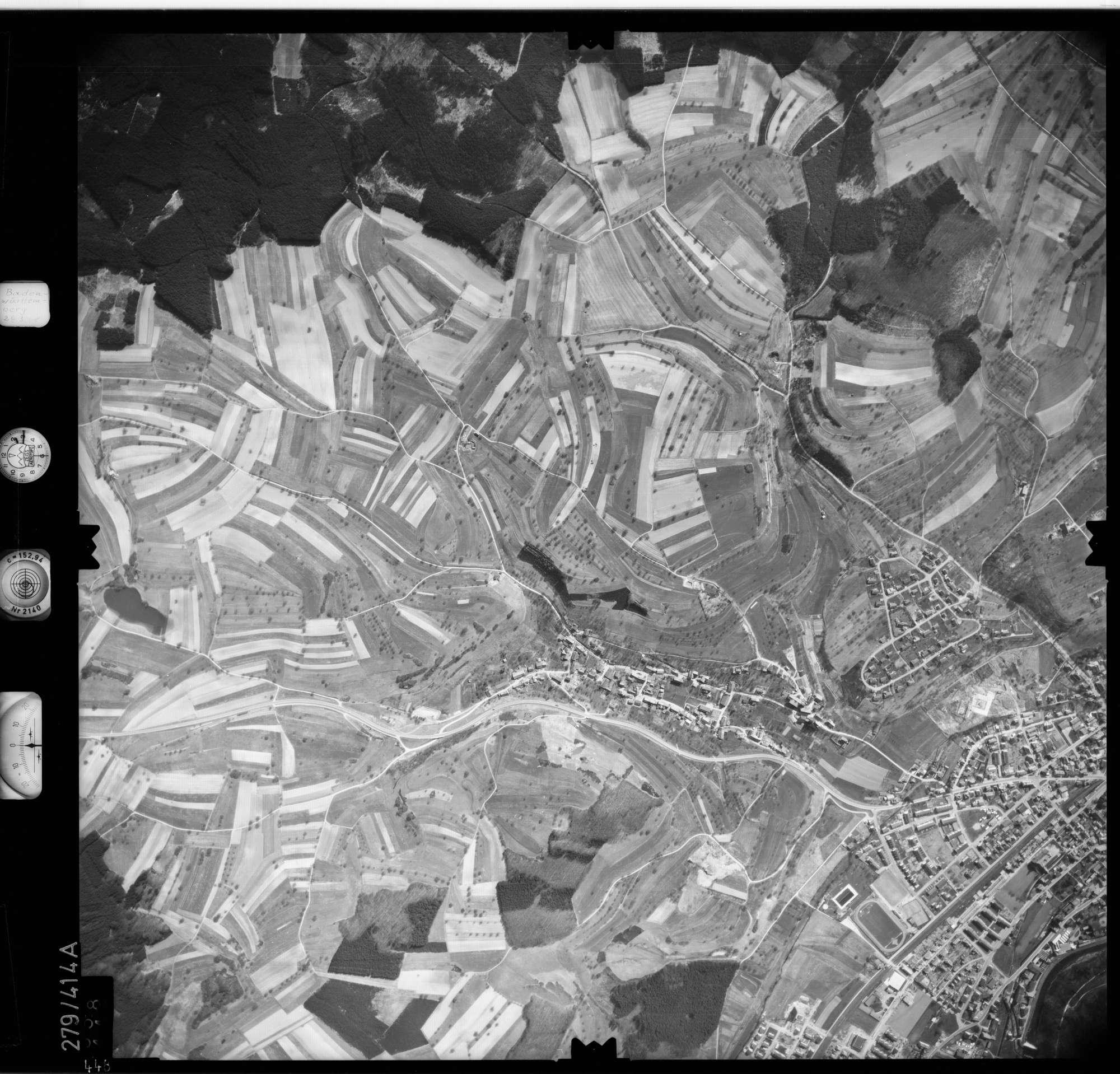 Luftbild: Film 71 Bildnr. 448, Bild 1