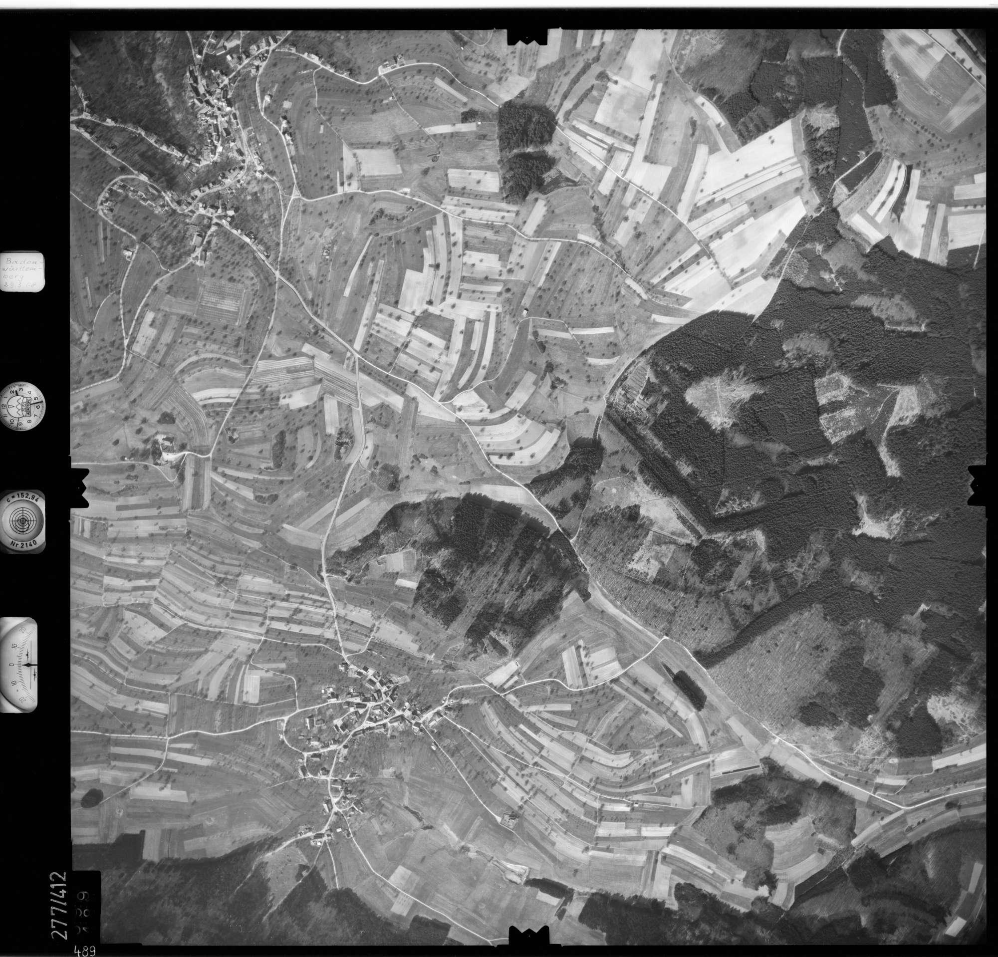 Luftbild: Film 71 Bildnr. 489, Bild 1