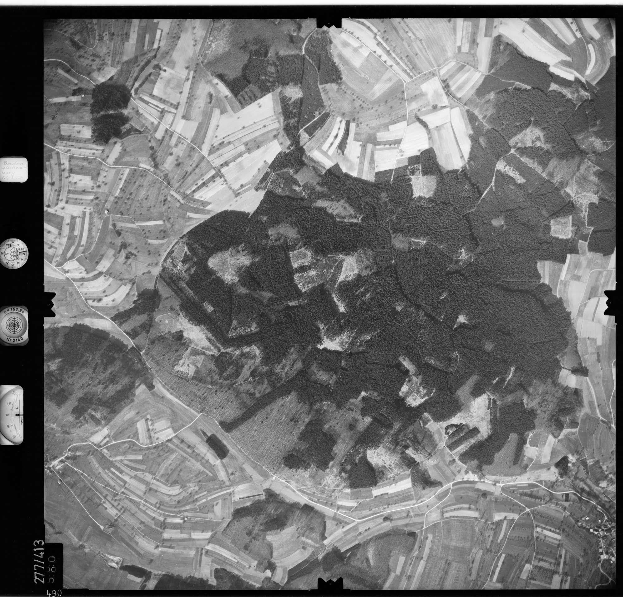 Luftbild: Film 71 Bildnr. 490, Bild 1
