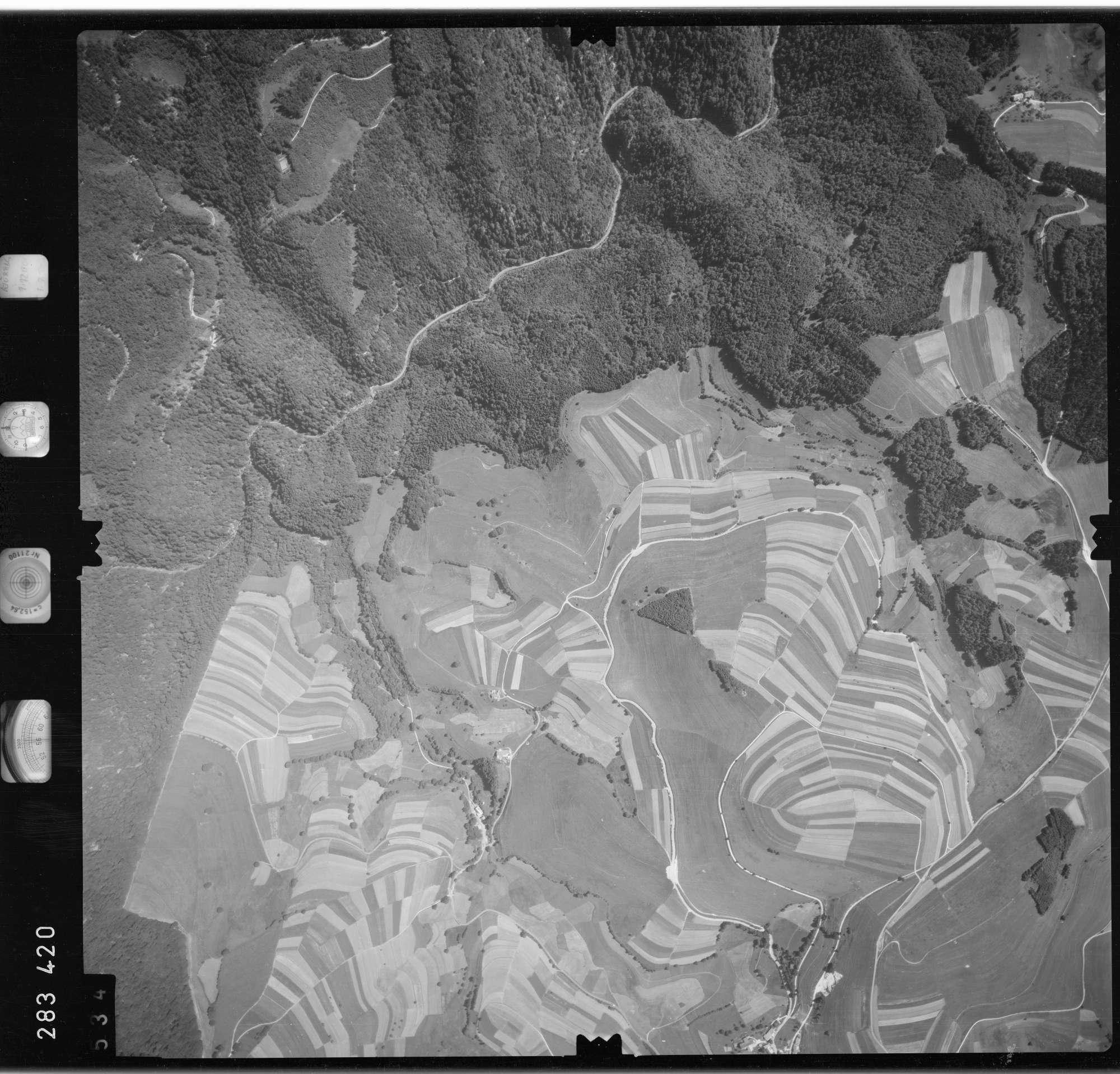 Luftbild: Film 72 Bildnr. 534, Bild 1