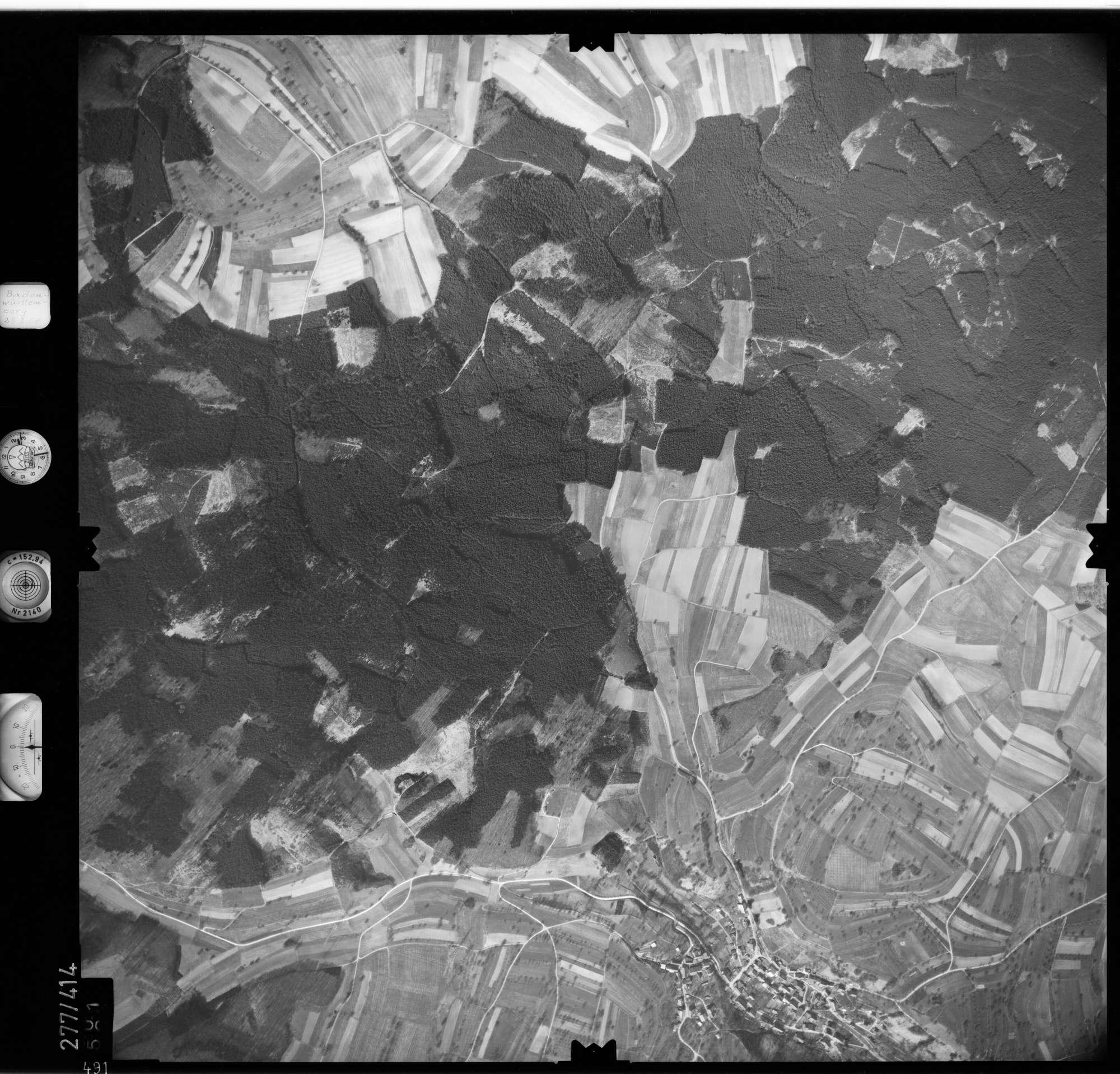 Luftbild: Film 71 Bildnr. 491, Bild 1