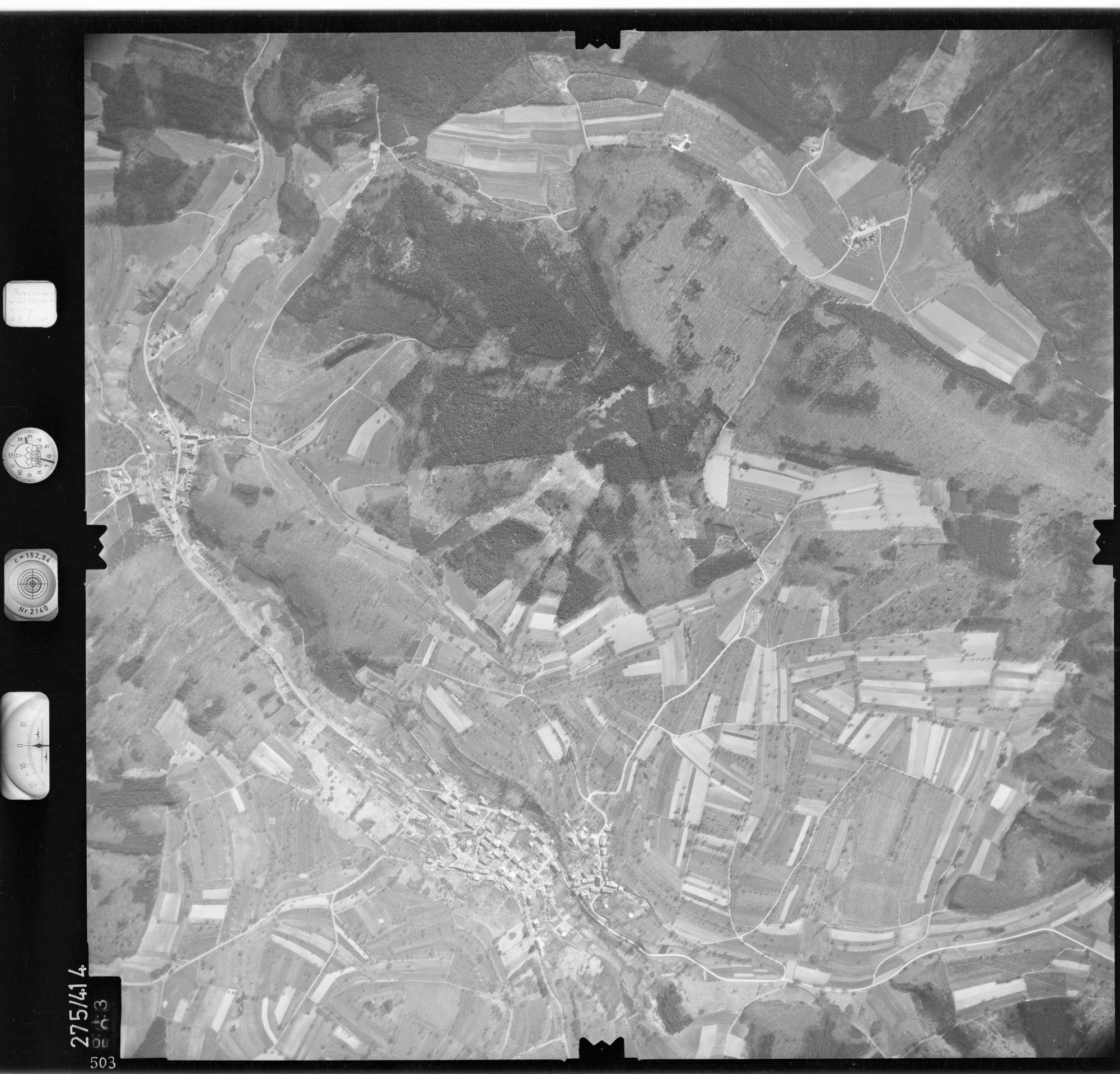 Luftbild: Film 71 Bildnr. 503, Bild 1