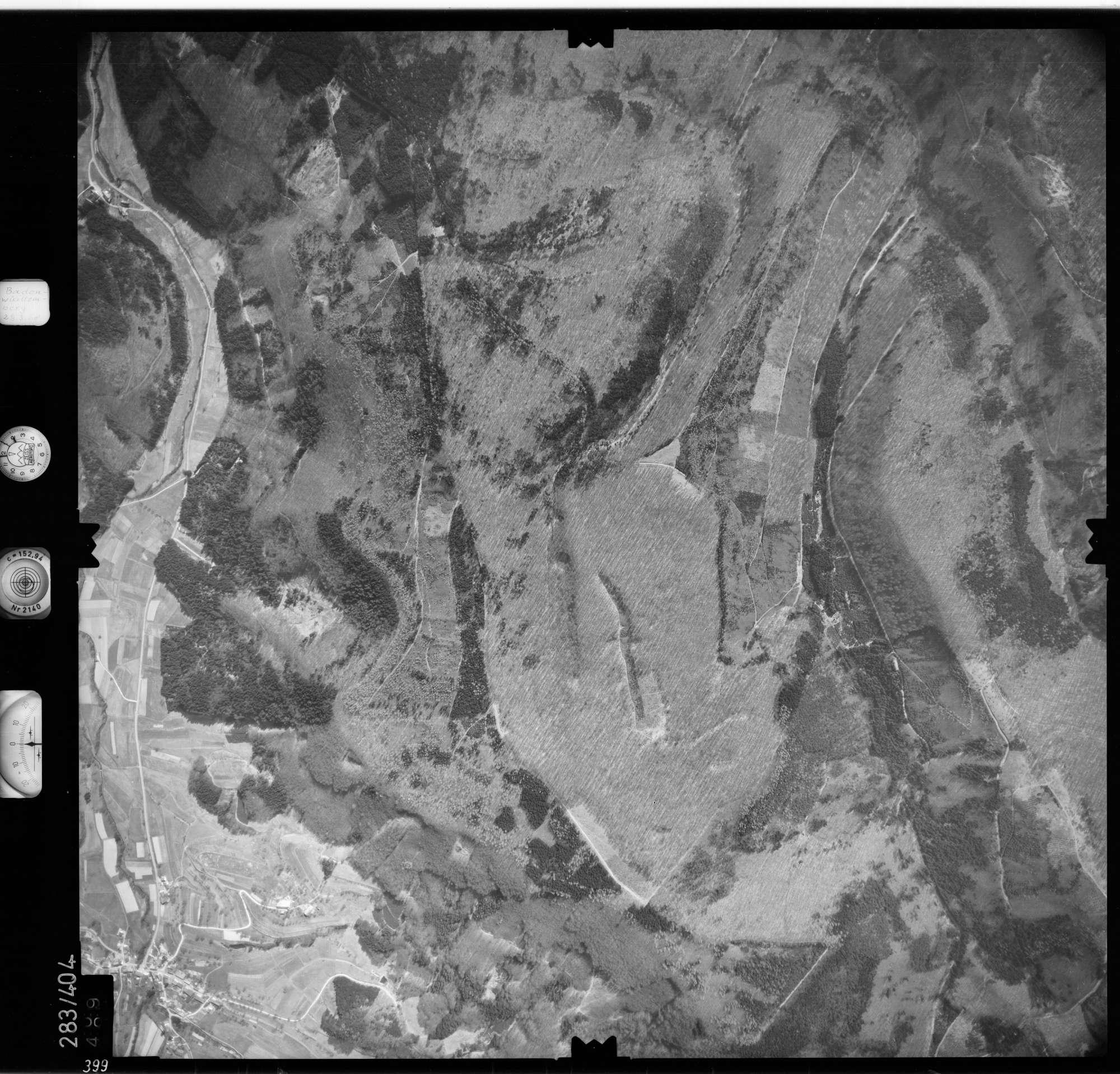 Luftbild: Film 71 Bildnr. 399, Bild 1