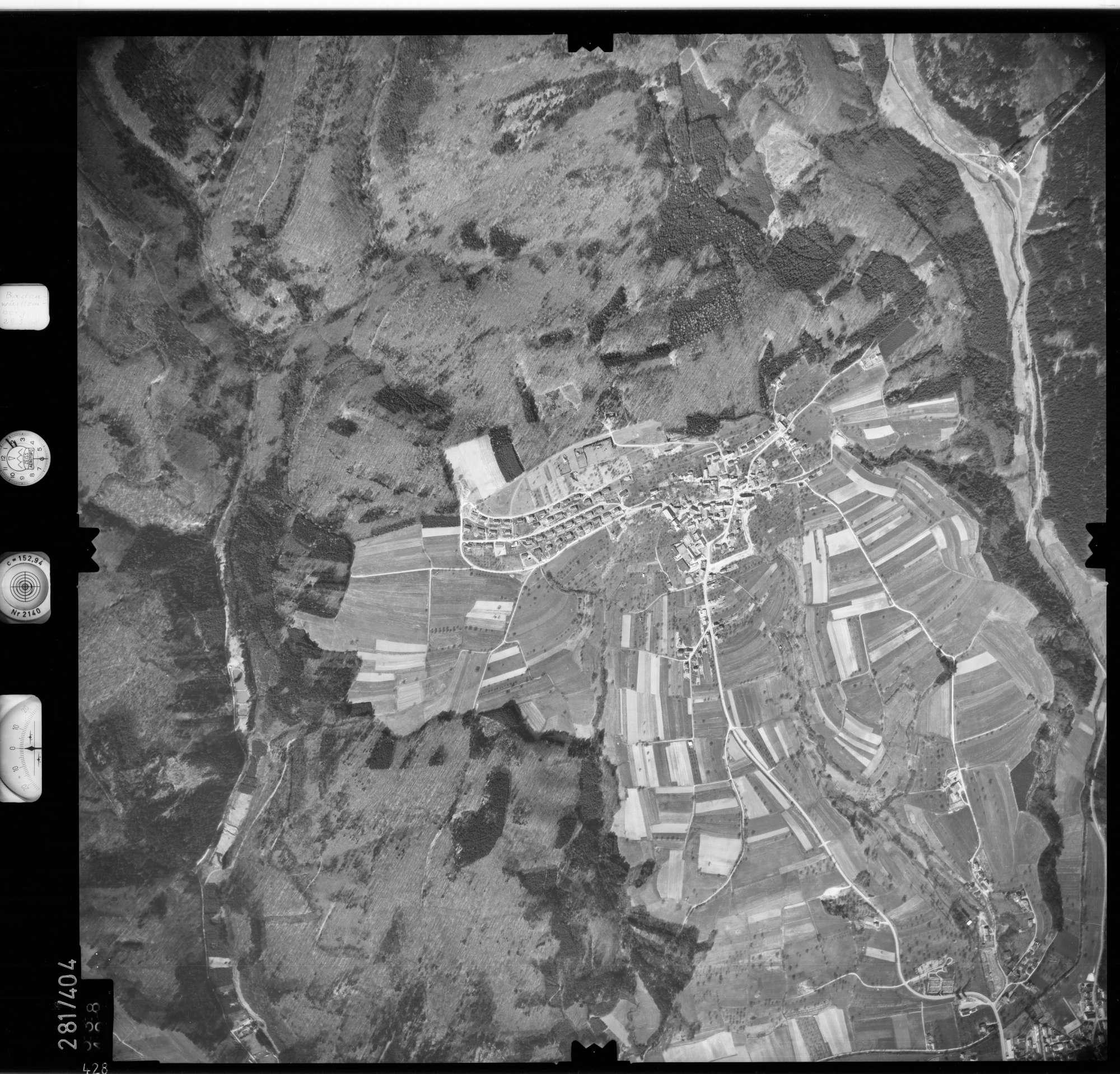 Luftbild: Film 71 Bildnr. 428, Bild 1