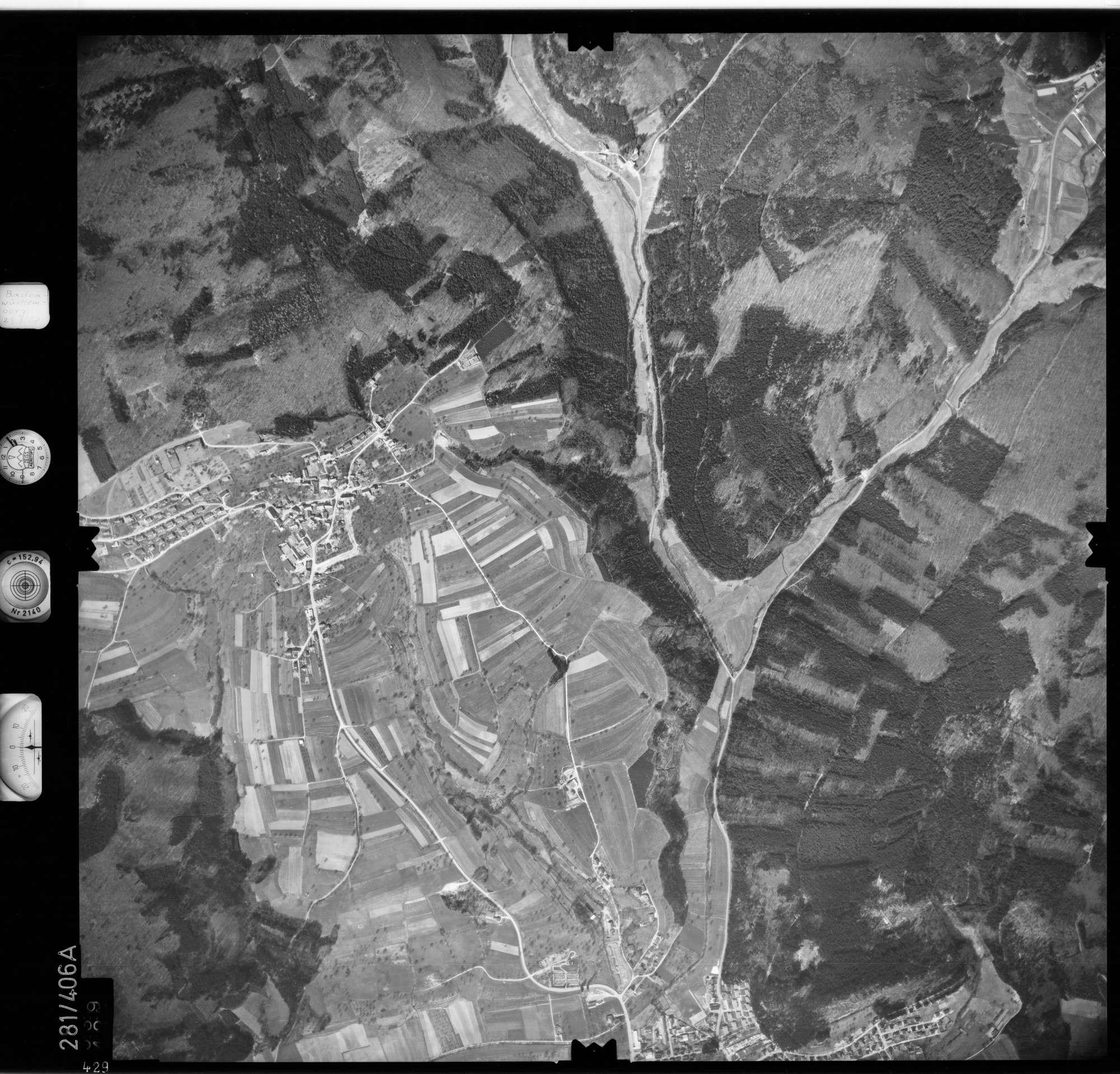 Luftbild: Film 71 Bildnr. 429, Bild 1