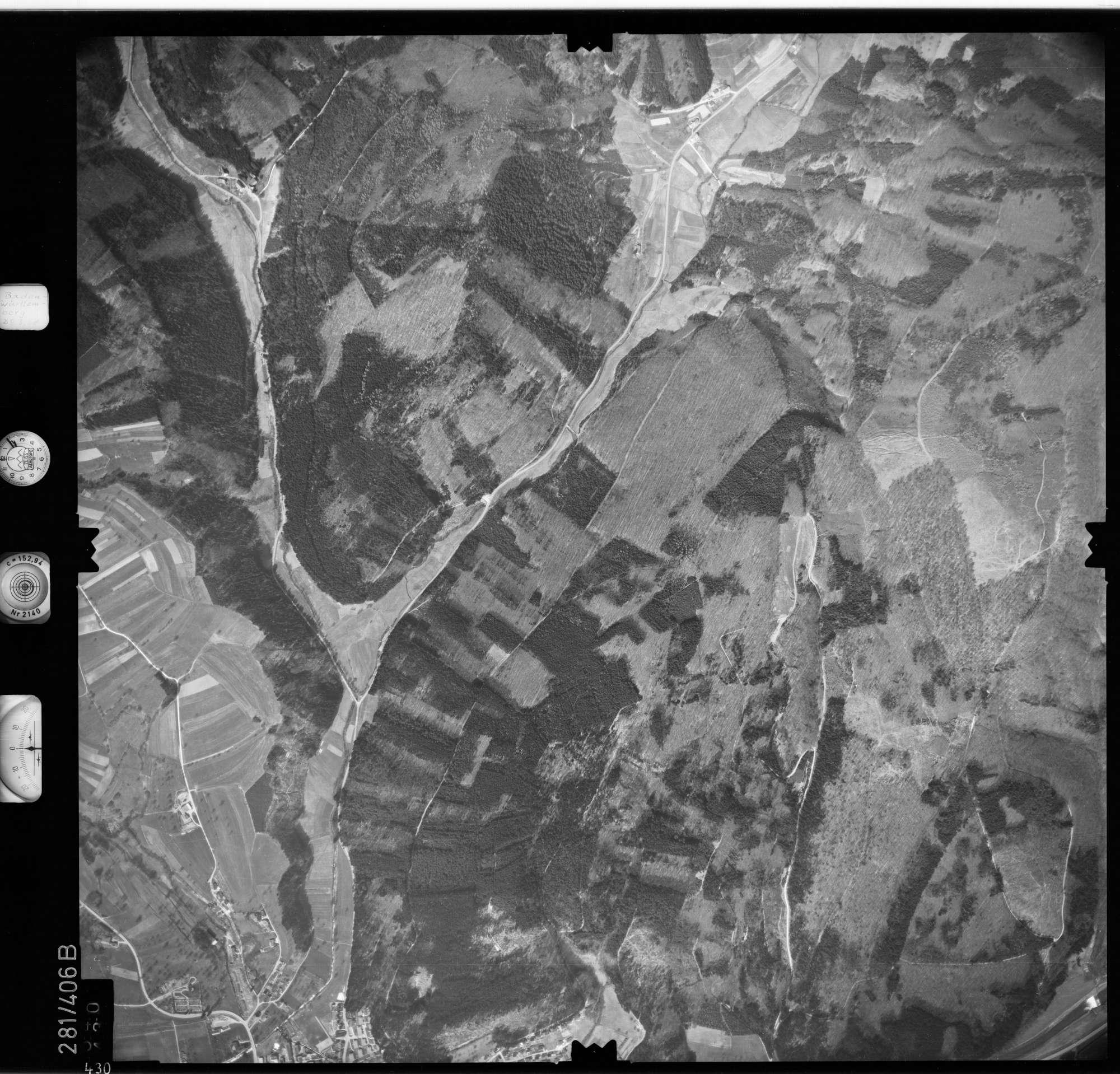 Luftbild: Film 71 Bildnr. 430, Bild 1