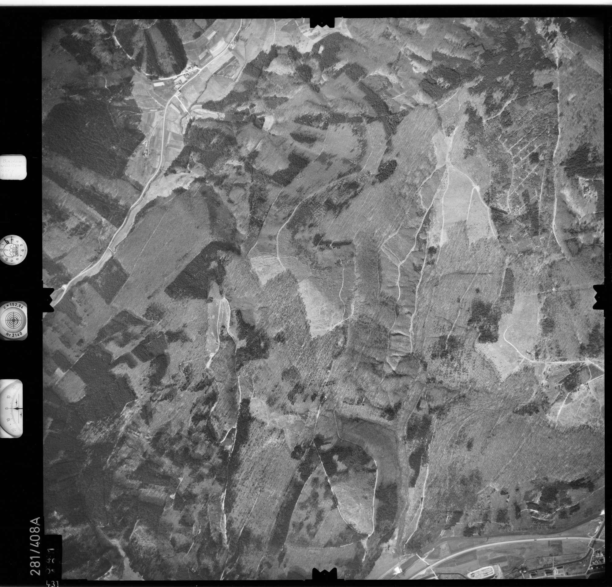 Luftbild: Film 71 Bildnr. 431, Bild 1
