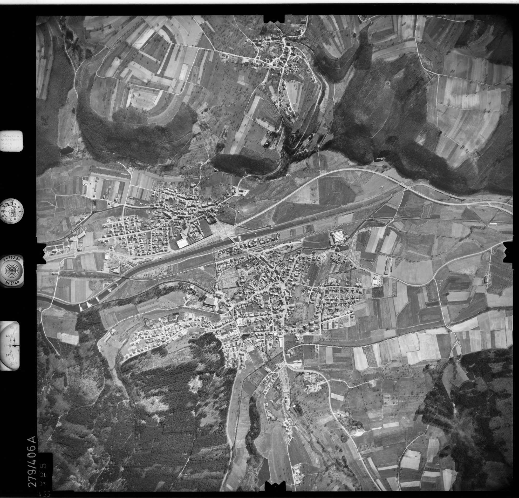 Luftbild: Film 71 Bildnr. 455, Bild 1