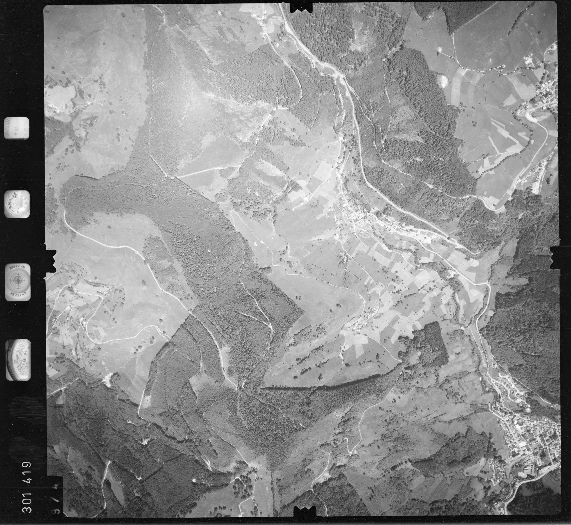 Luftbild: Film 55 Bildnr. 974, Bild 1